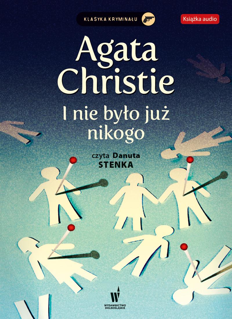 Agata Christie I nie było już nikogo agata kelso i sypnęła łaciną