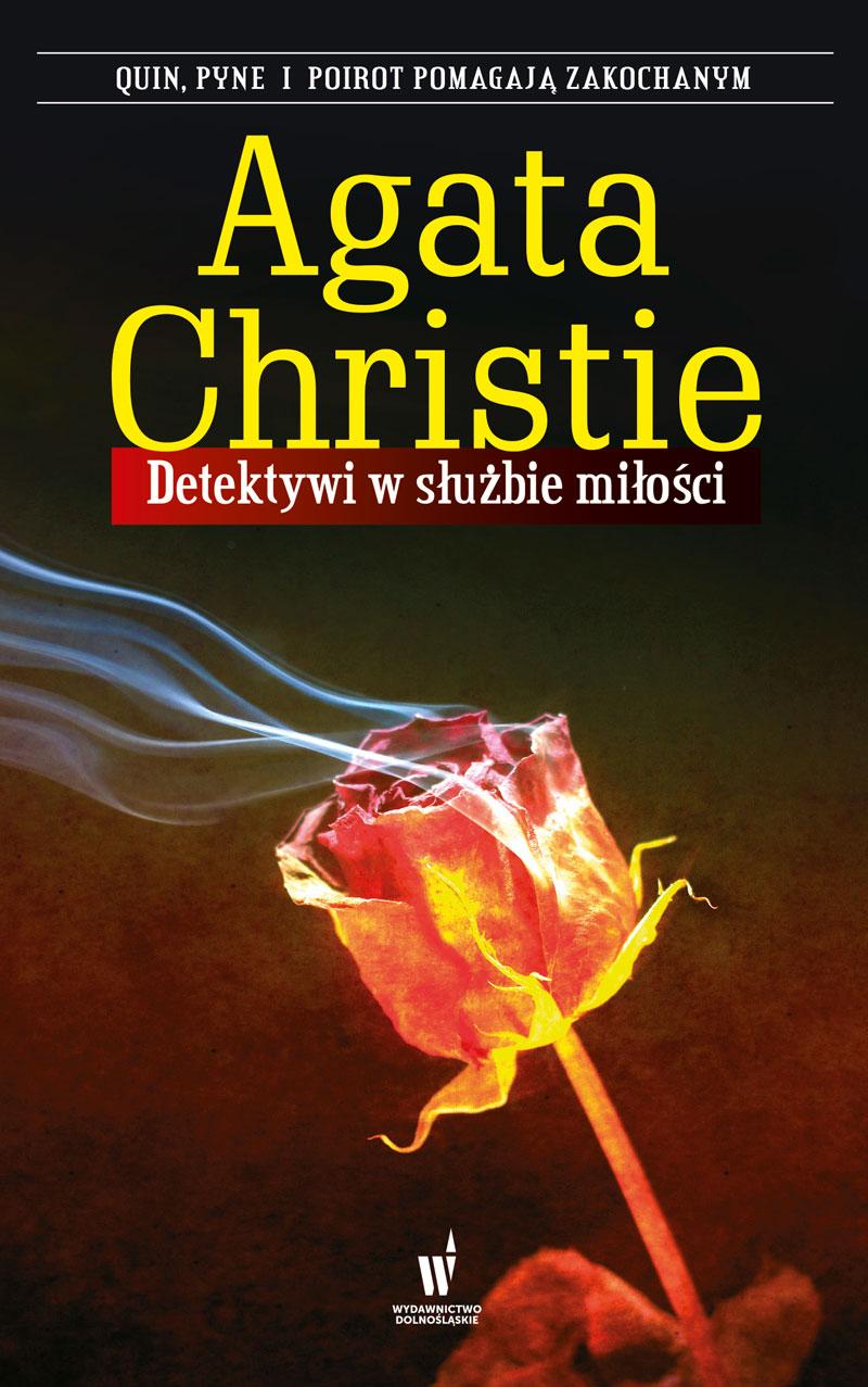 Agata Christie Detektywi w służbie miłości amanda mccabe w służbie królowej