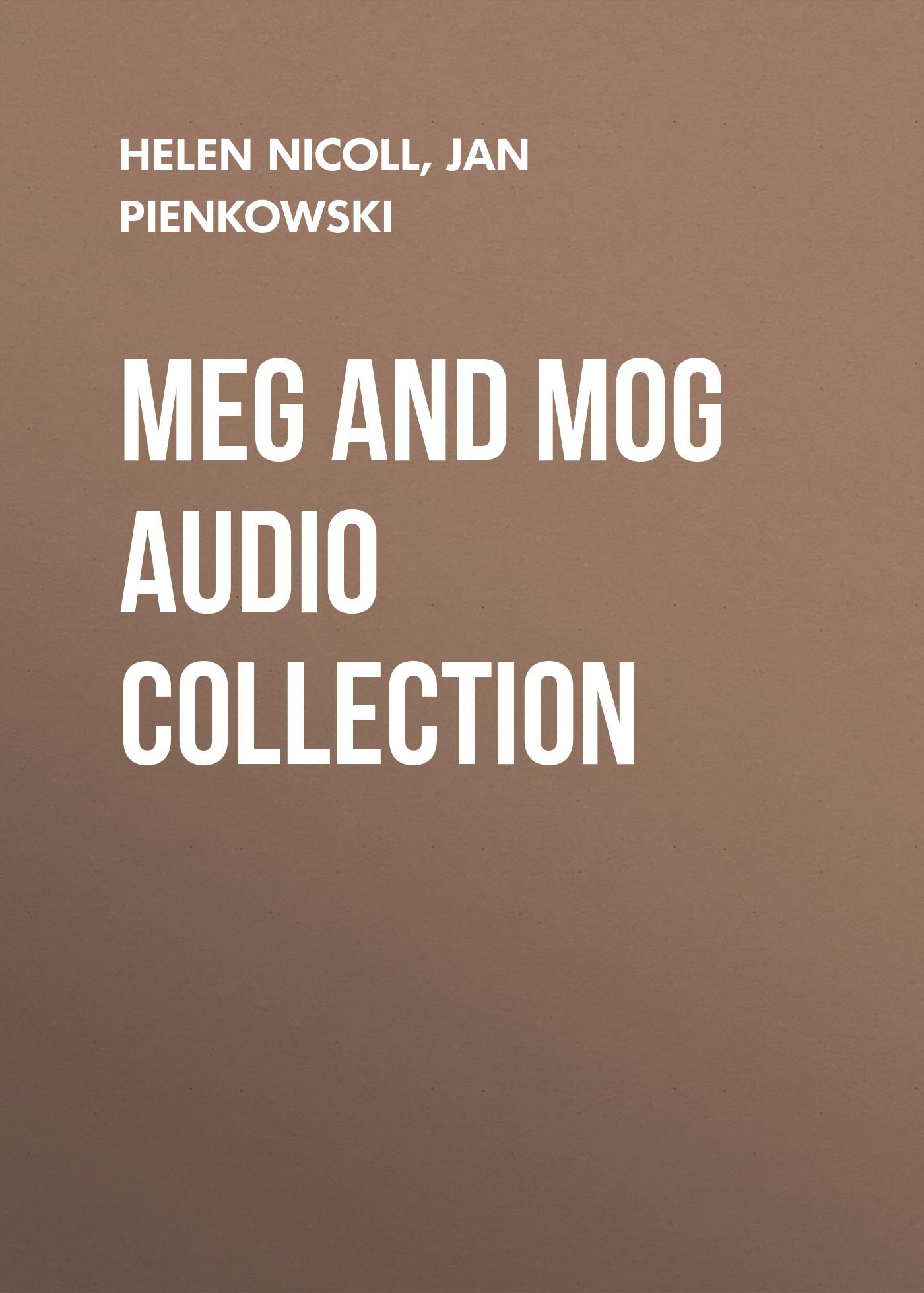 Helen Nicoll Meg and Mog Audio Collection david wood meg and mog show