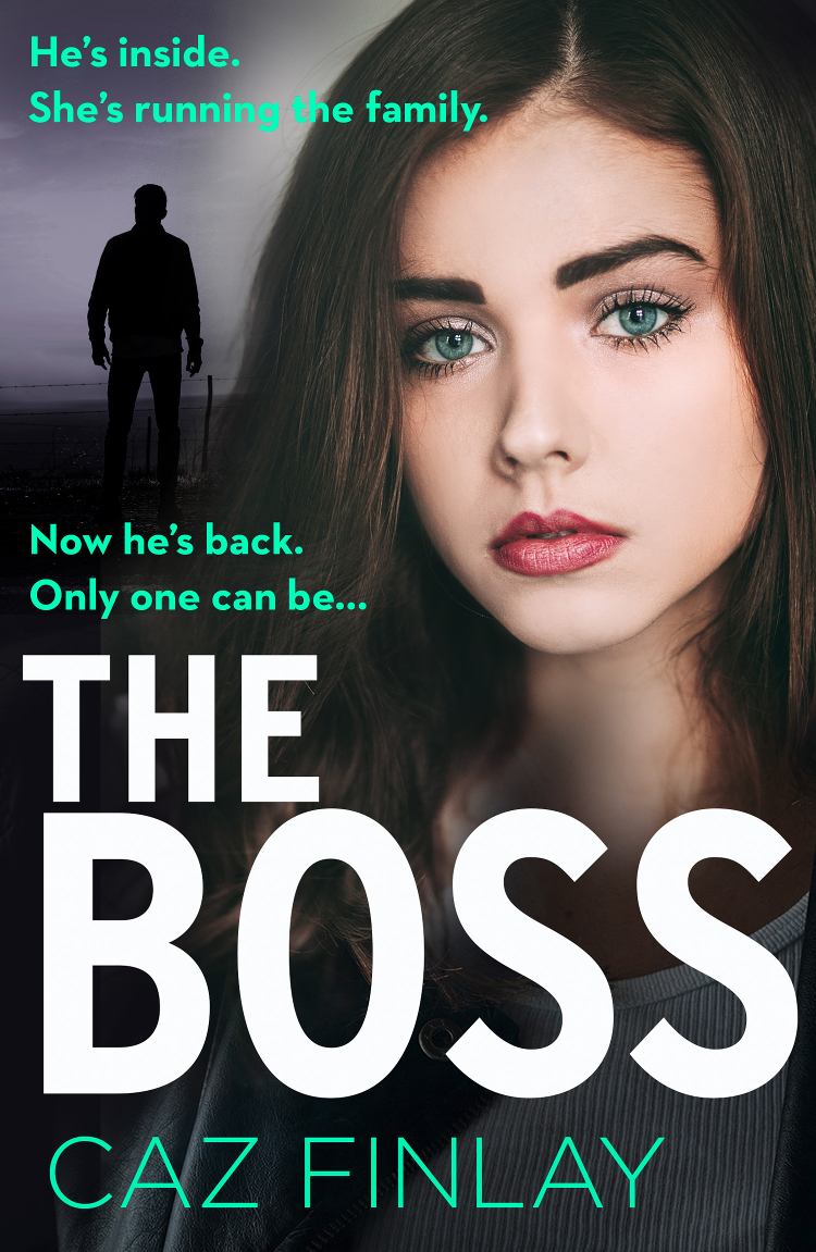 Caz Finlay The Boss marnie riches born bad a gritty gangster thriller with a darkly funny heart