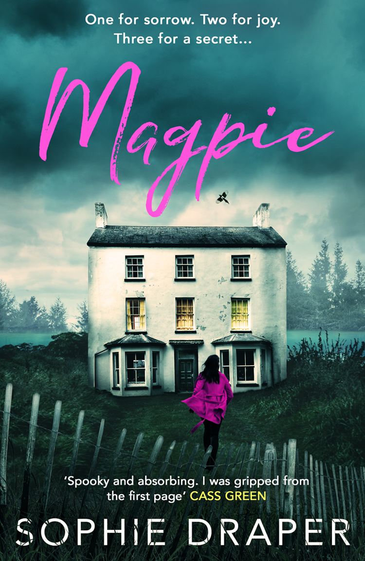 Sophie Draper Magpie lynnie lang now i see a walk through life s journey but never alone