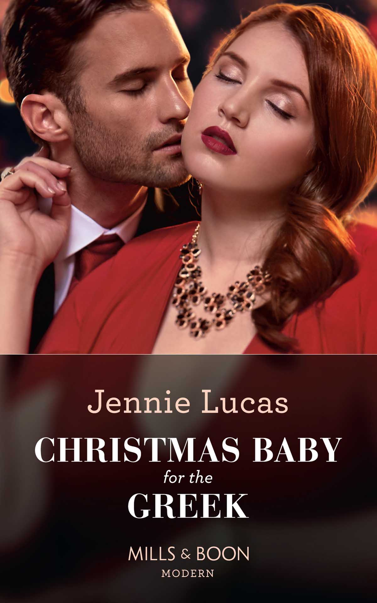 JENNIE LUCAS Christmas Baby For The Greek jennie lucas the christmas love child