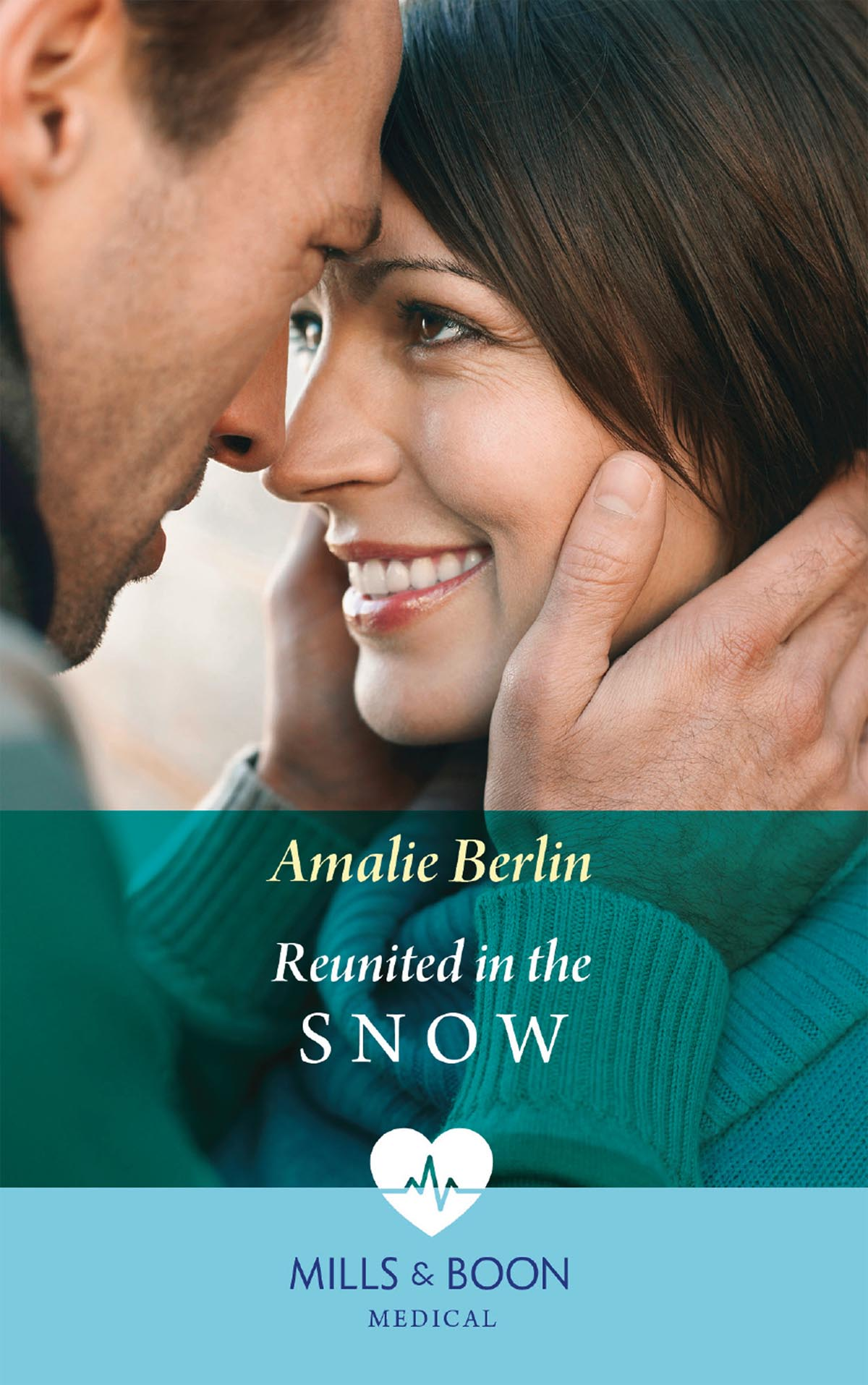 Amalie Berlin Reunited In The Snow metsy hingle switched at the altar