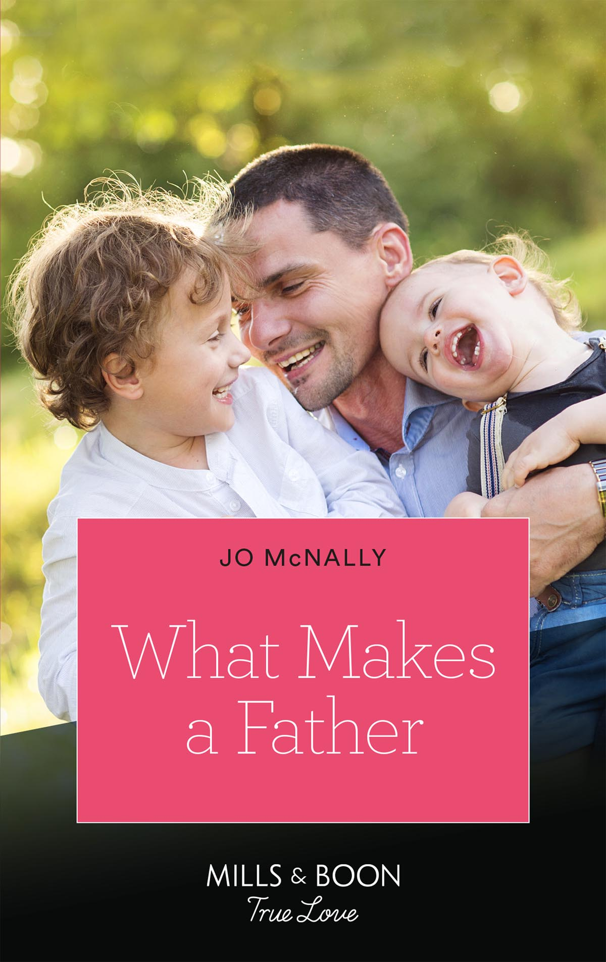 Teresa Southwick What Makes A Father what to do when someone dies