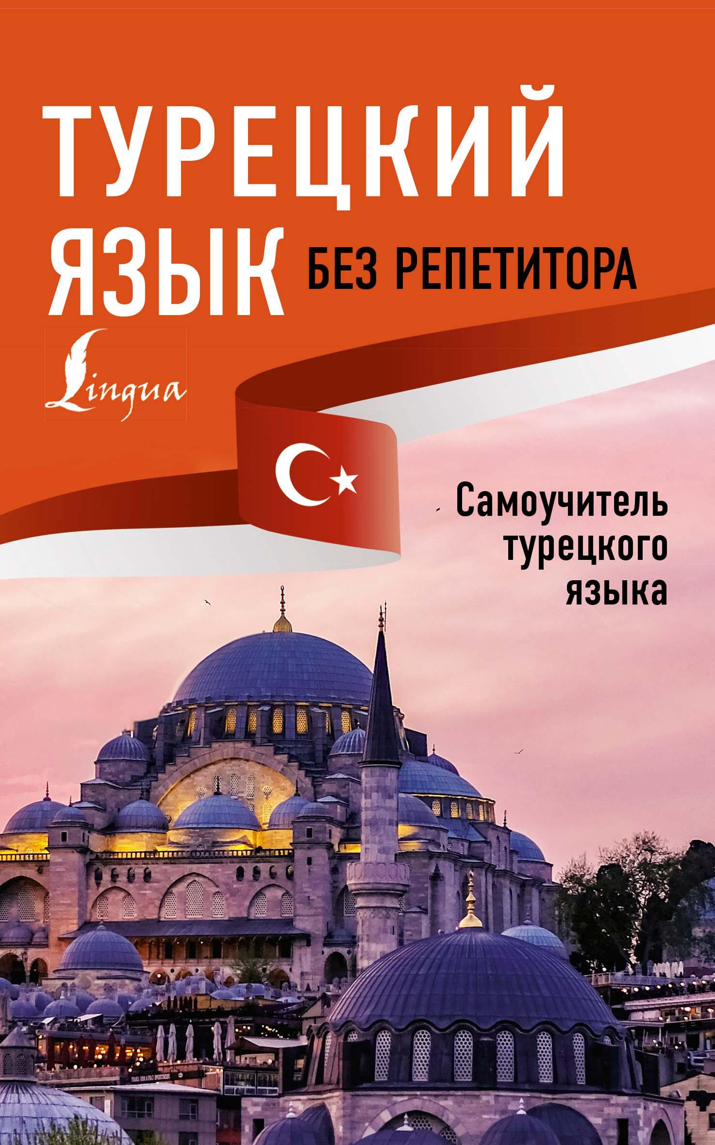Ахмет Каплан Турецкий язык без репетитора. Самоучитель турецкого языка