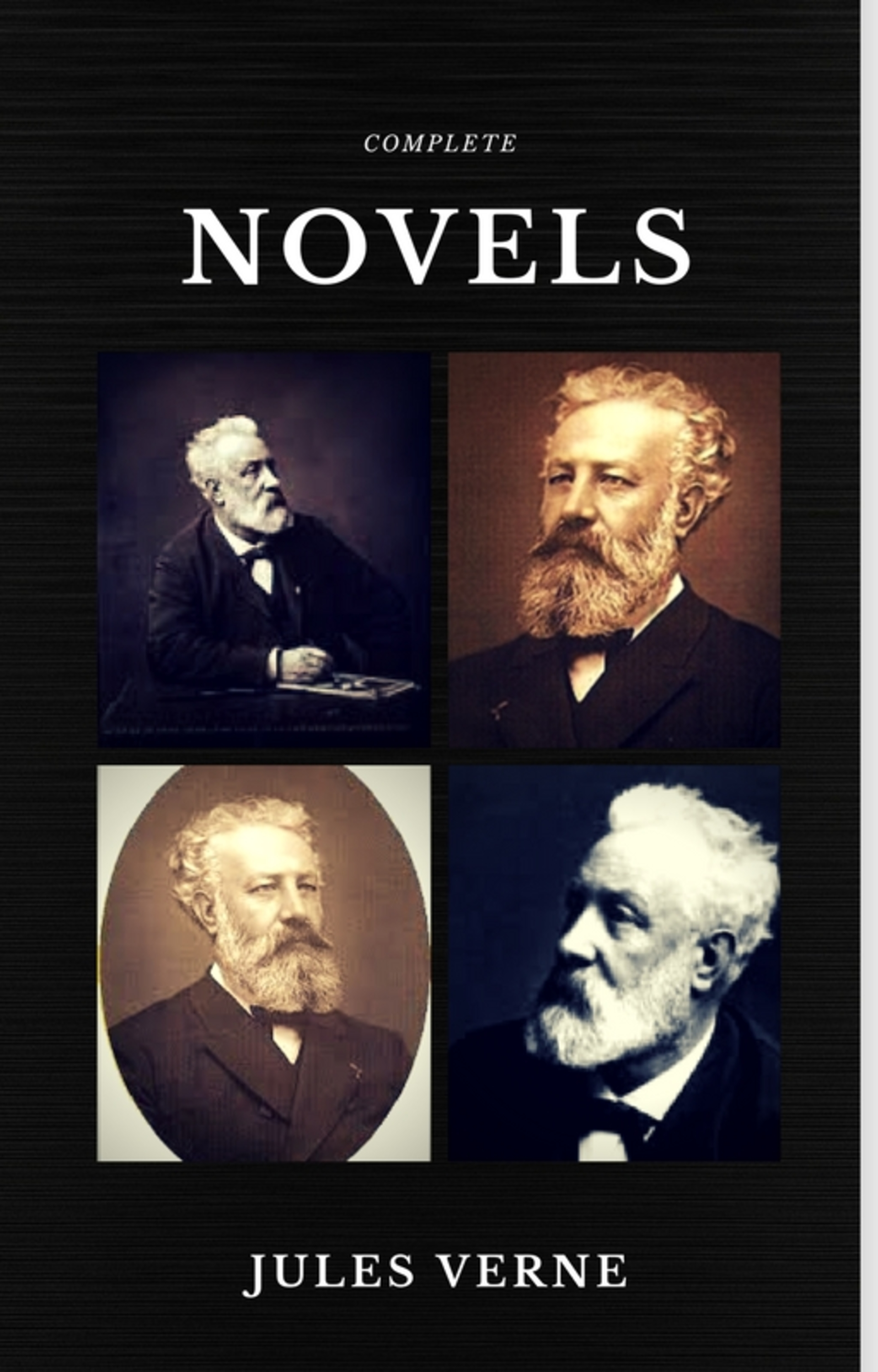 Jules Verne Jules Verne: The Classics Novels Collection (Quattro Classics) (The Greatest Writers of All Time)