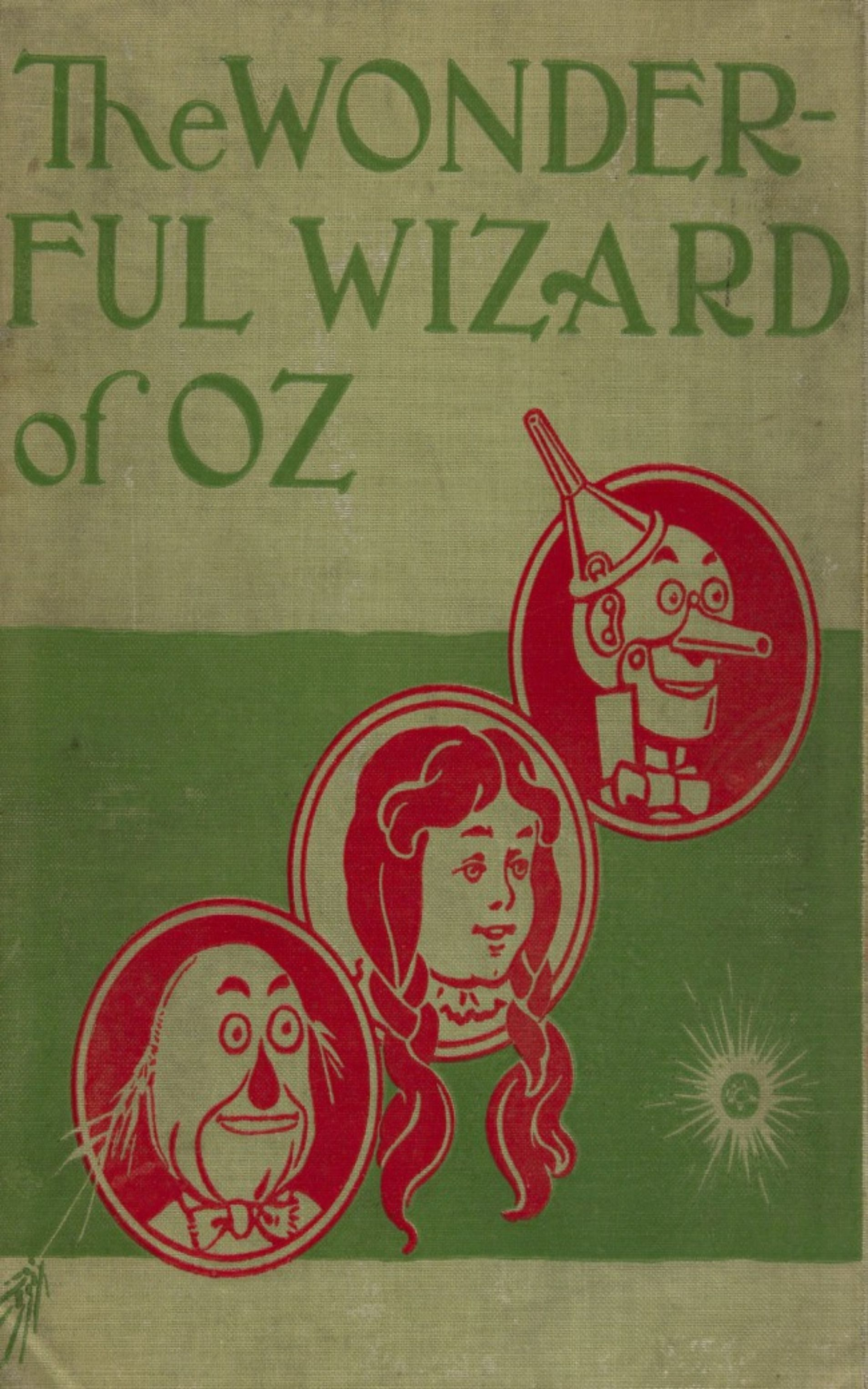 Лаймен Фрэнк Баум The Wonderful Wizard of Oz лаймен фрэнк баум the tin woodman of oz