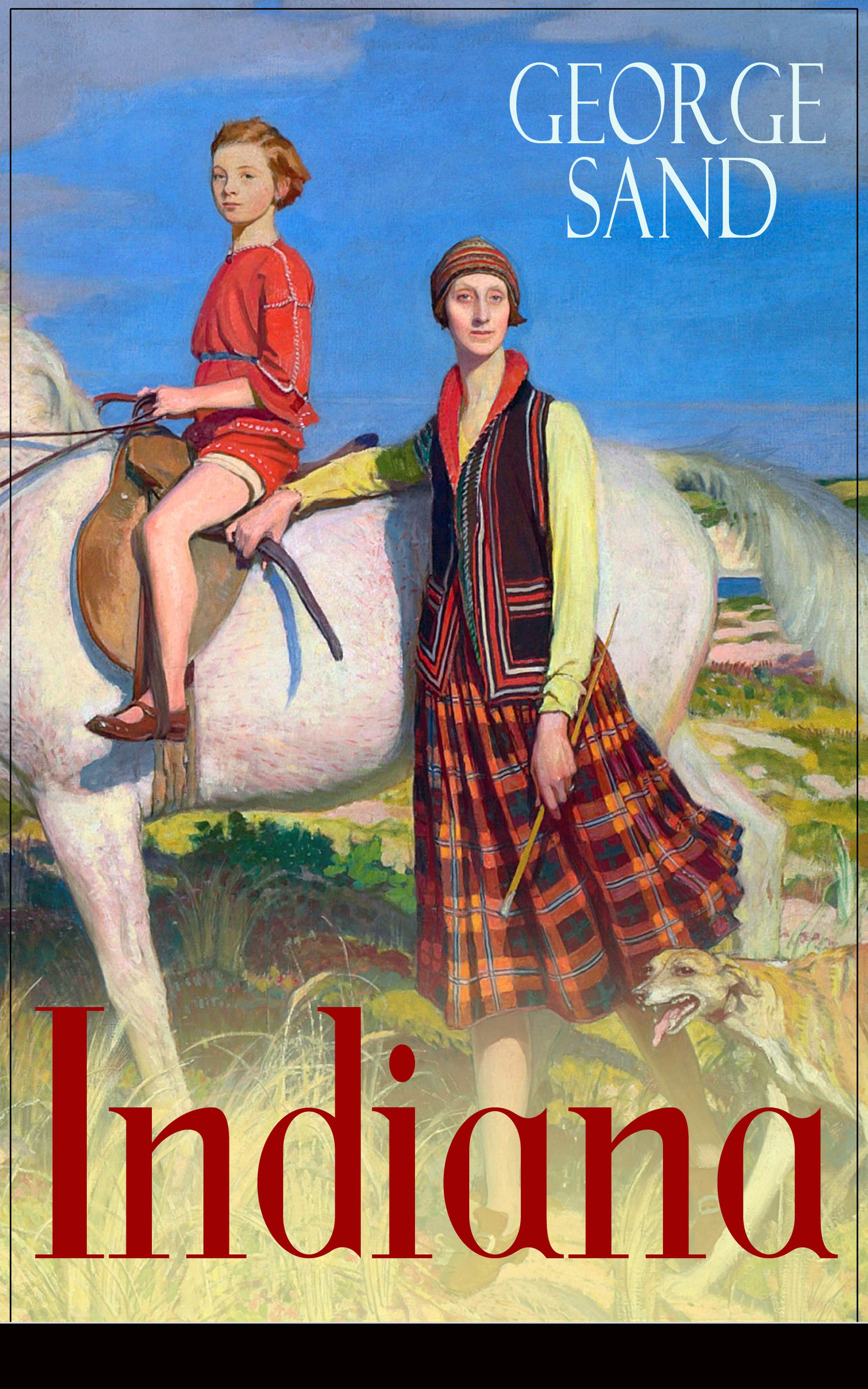 George Sand Indiana george sand narcisse french edition