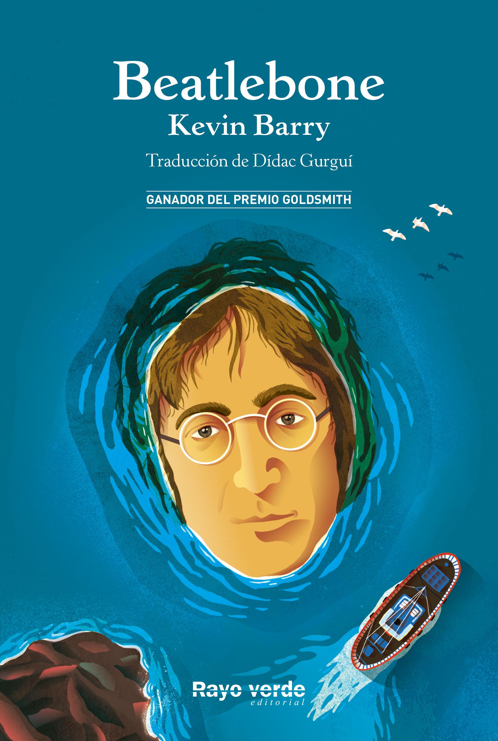 Kevin Barry Beatlebone barry white barry white stone gon