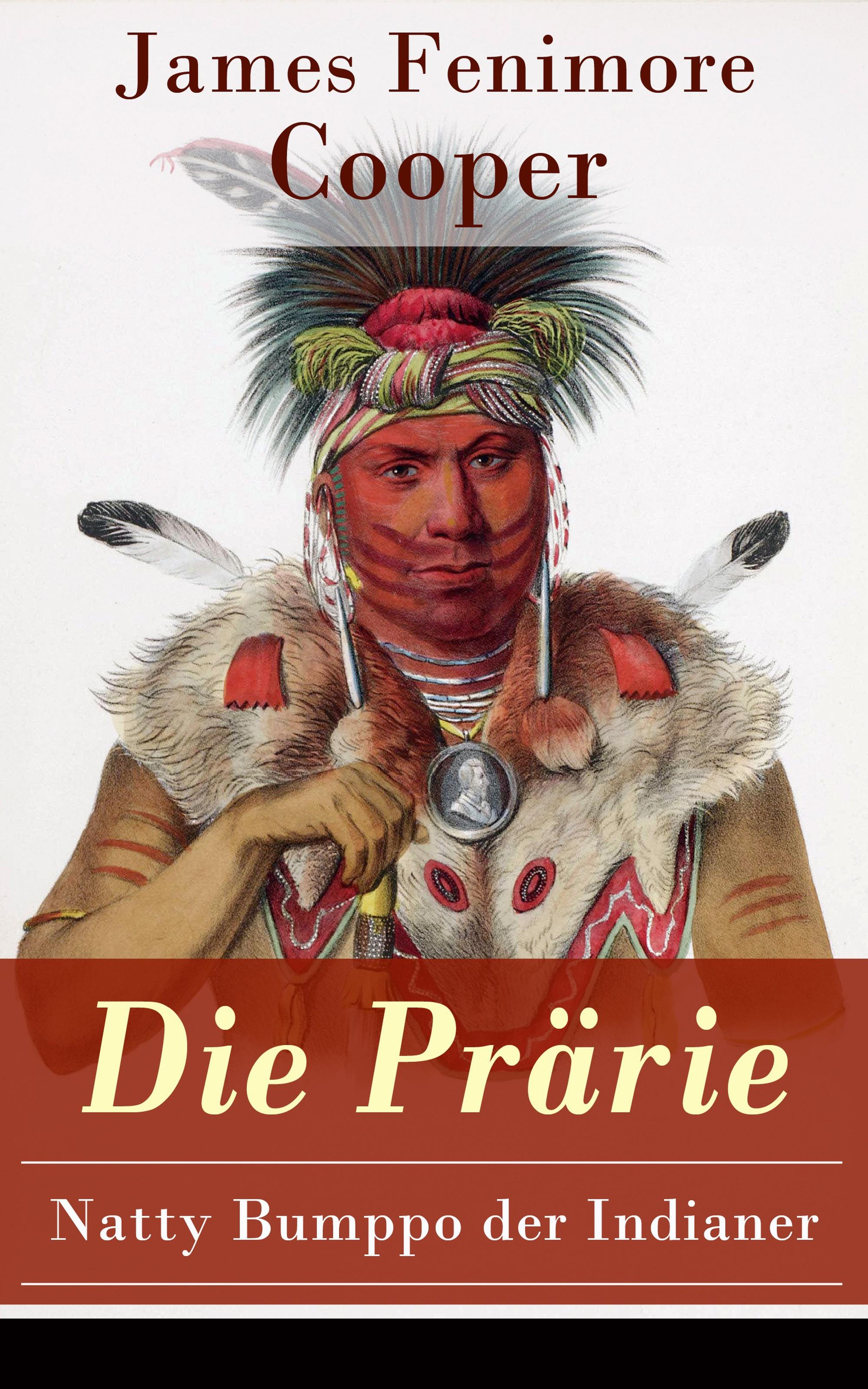 Джеймс Фенимор Купер Die Prärie - Natty Bumppo der Indianer фартук natty бордовый
