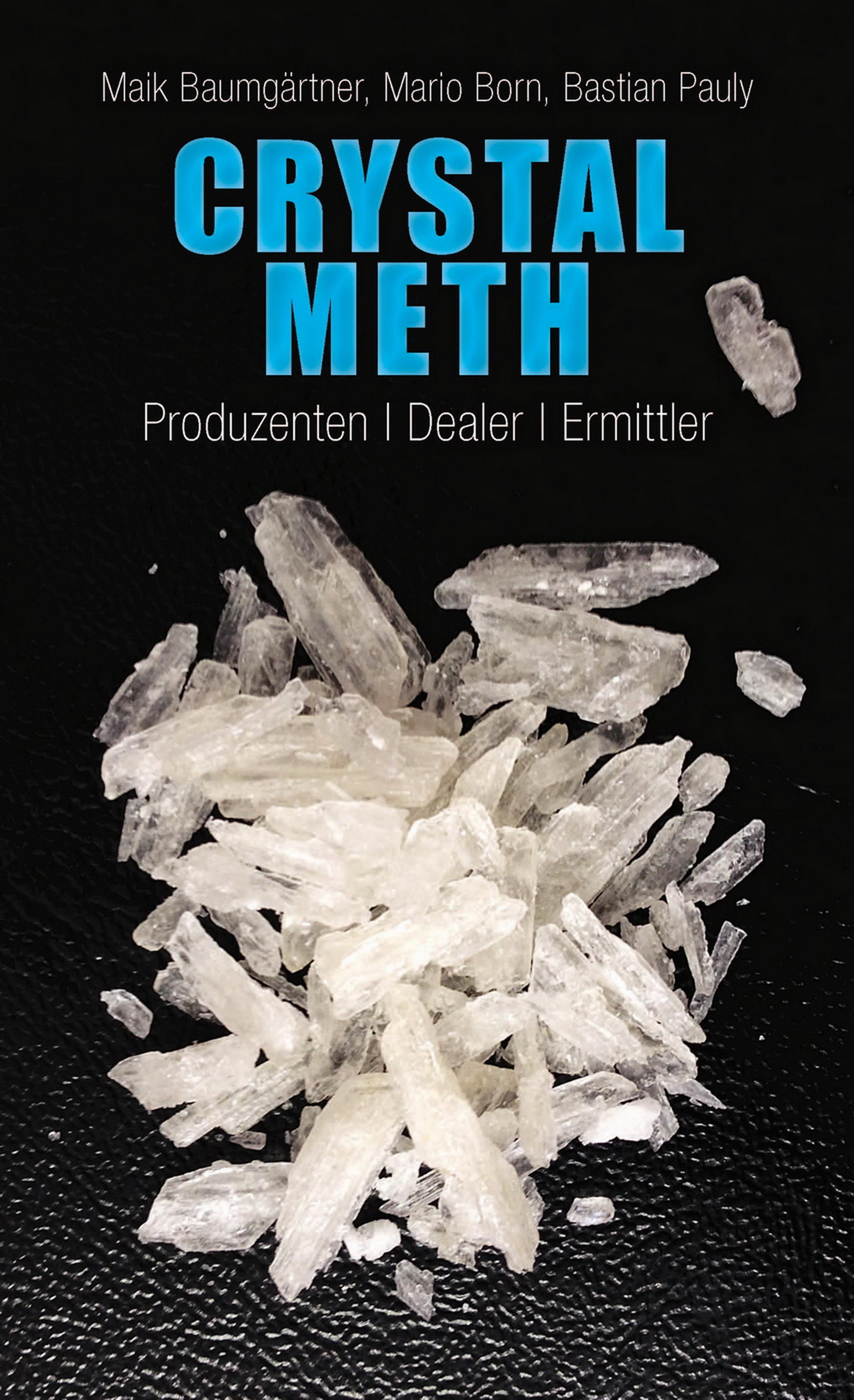 Maik Baumgartner Crystal Meth майка борцовка print bar meth lab
