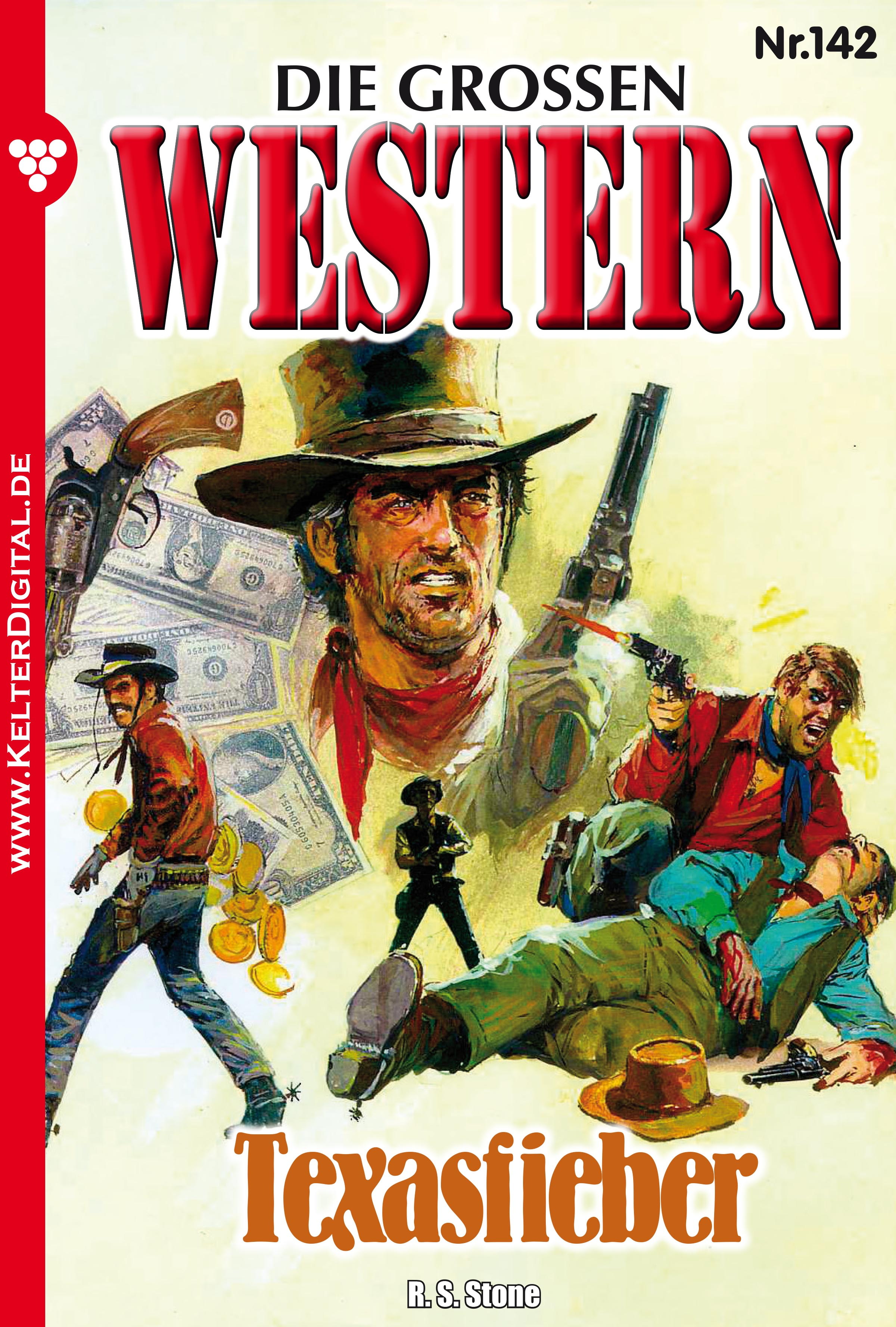 R.S. Stone Die großen Western 142 joe juhnke die großen western 179