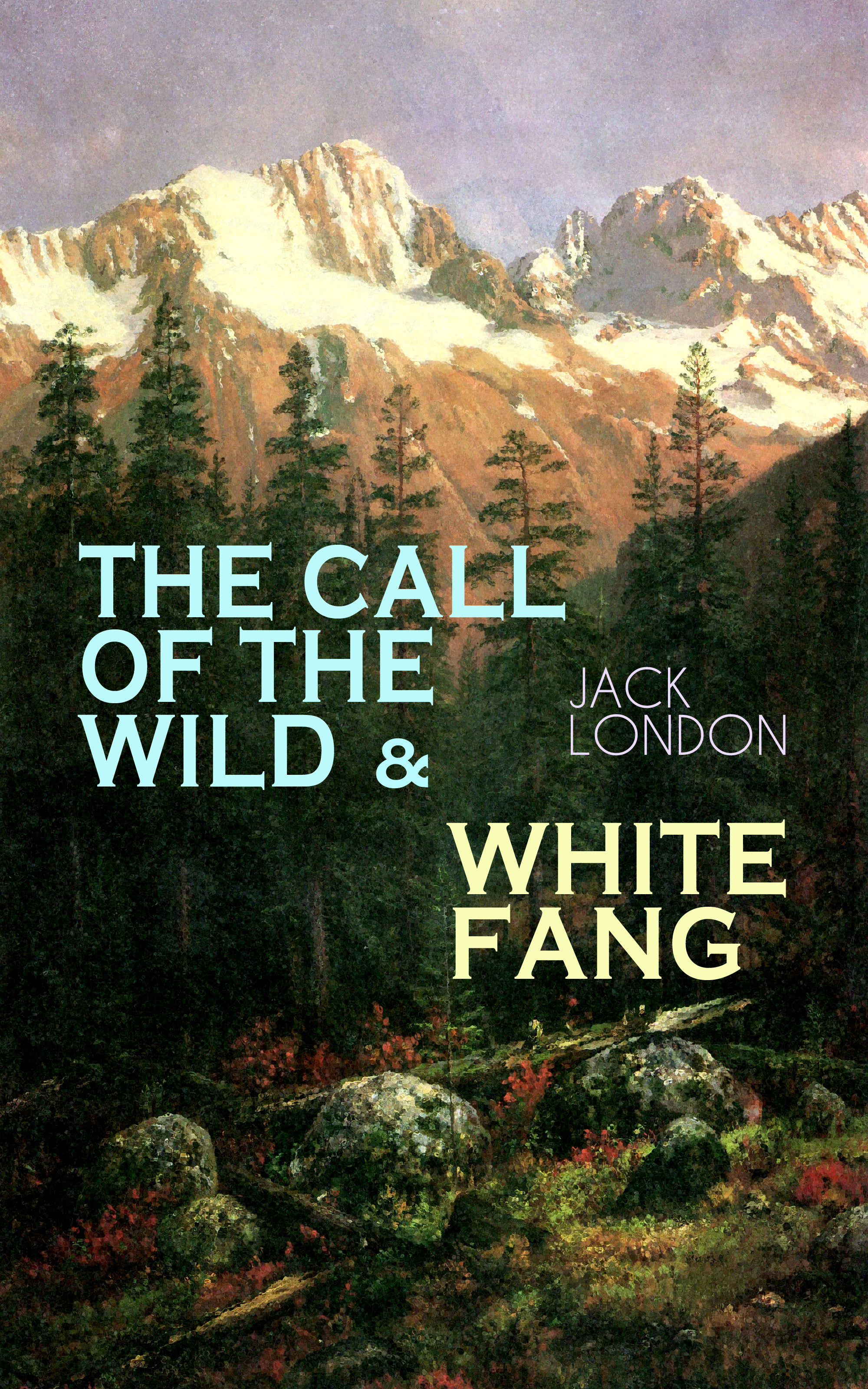 Jack London THE CALL OF THE WILD & WHITE FANG london j the call of the wild and white fang мsignet classics london