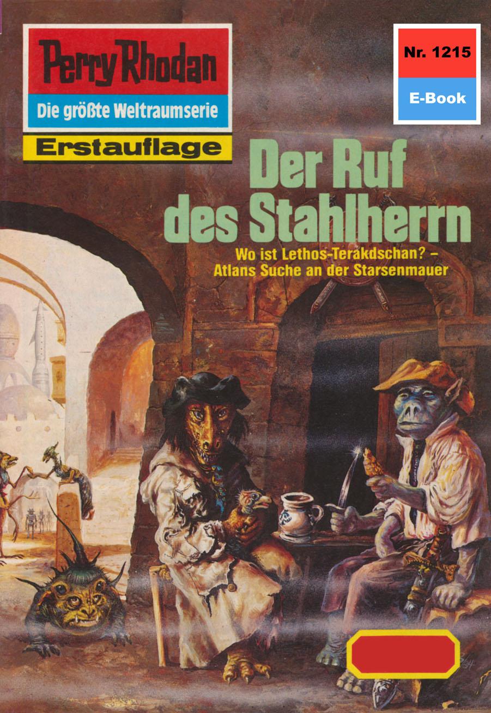 Ernst Vlcek Perry Rhodan 1215: Der Ruf des Stahlherrn