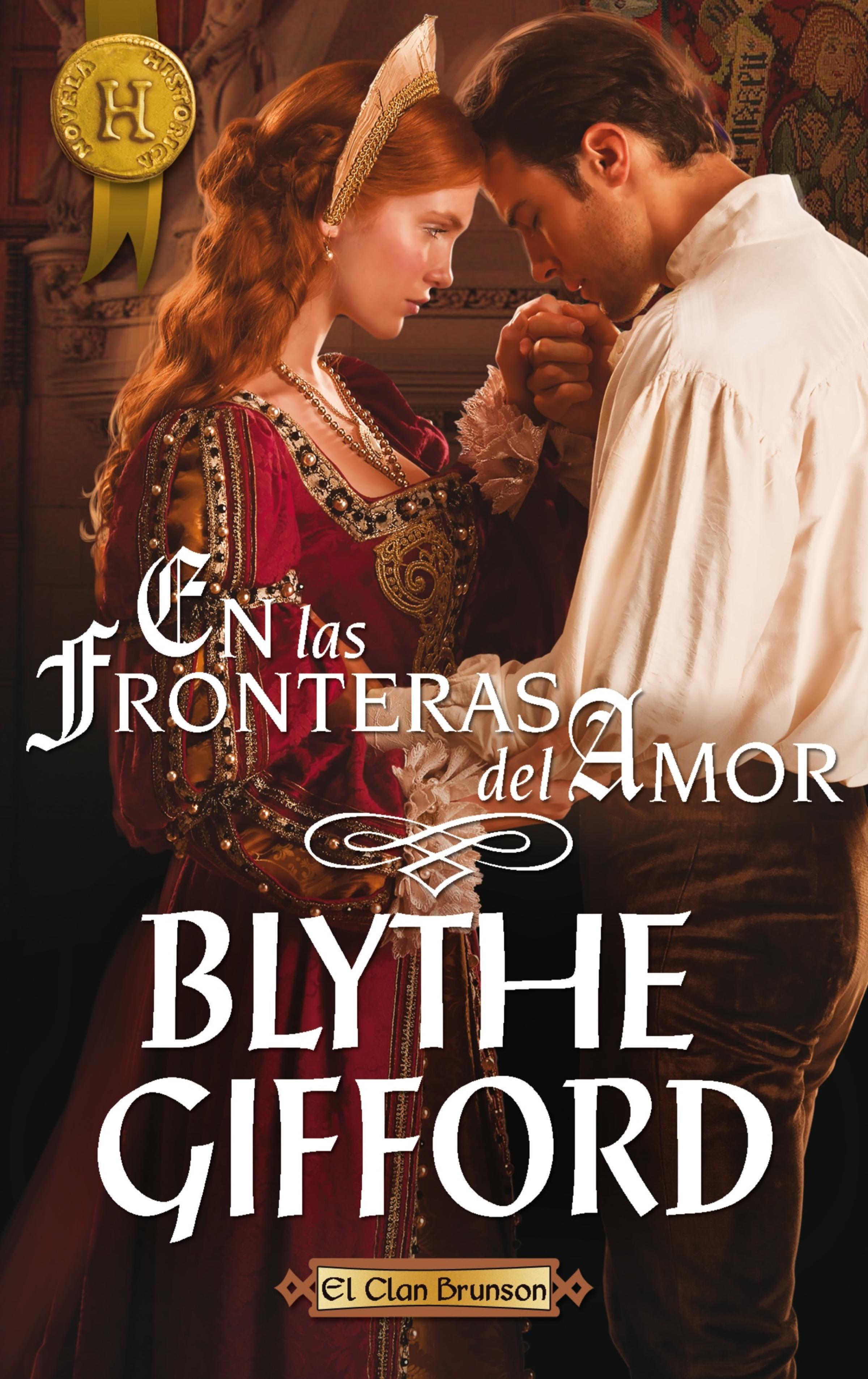 Blythe Gifford En las fronteras del amor