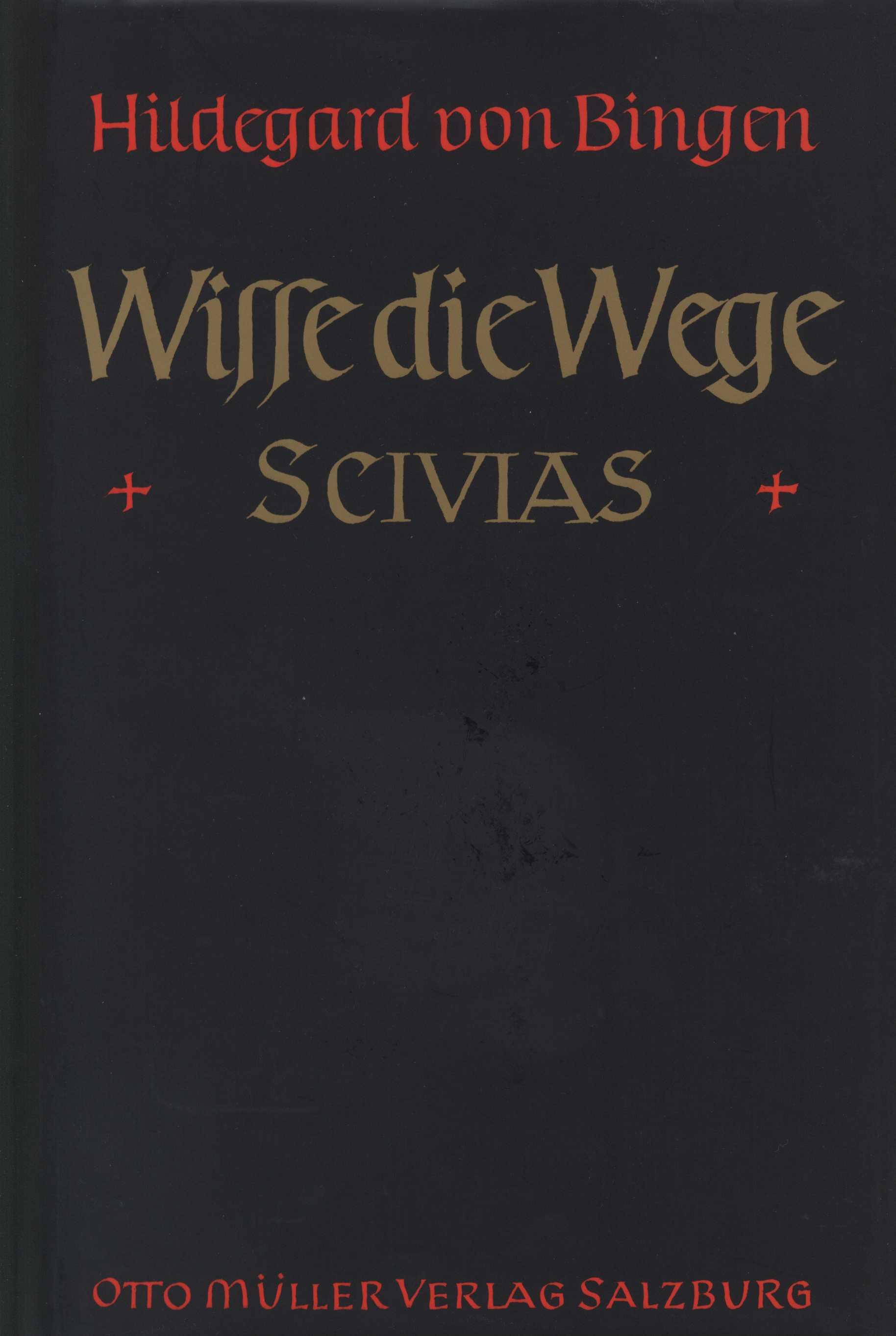 цена на Hildegard von Bingen Wisse die Wege
