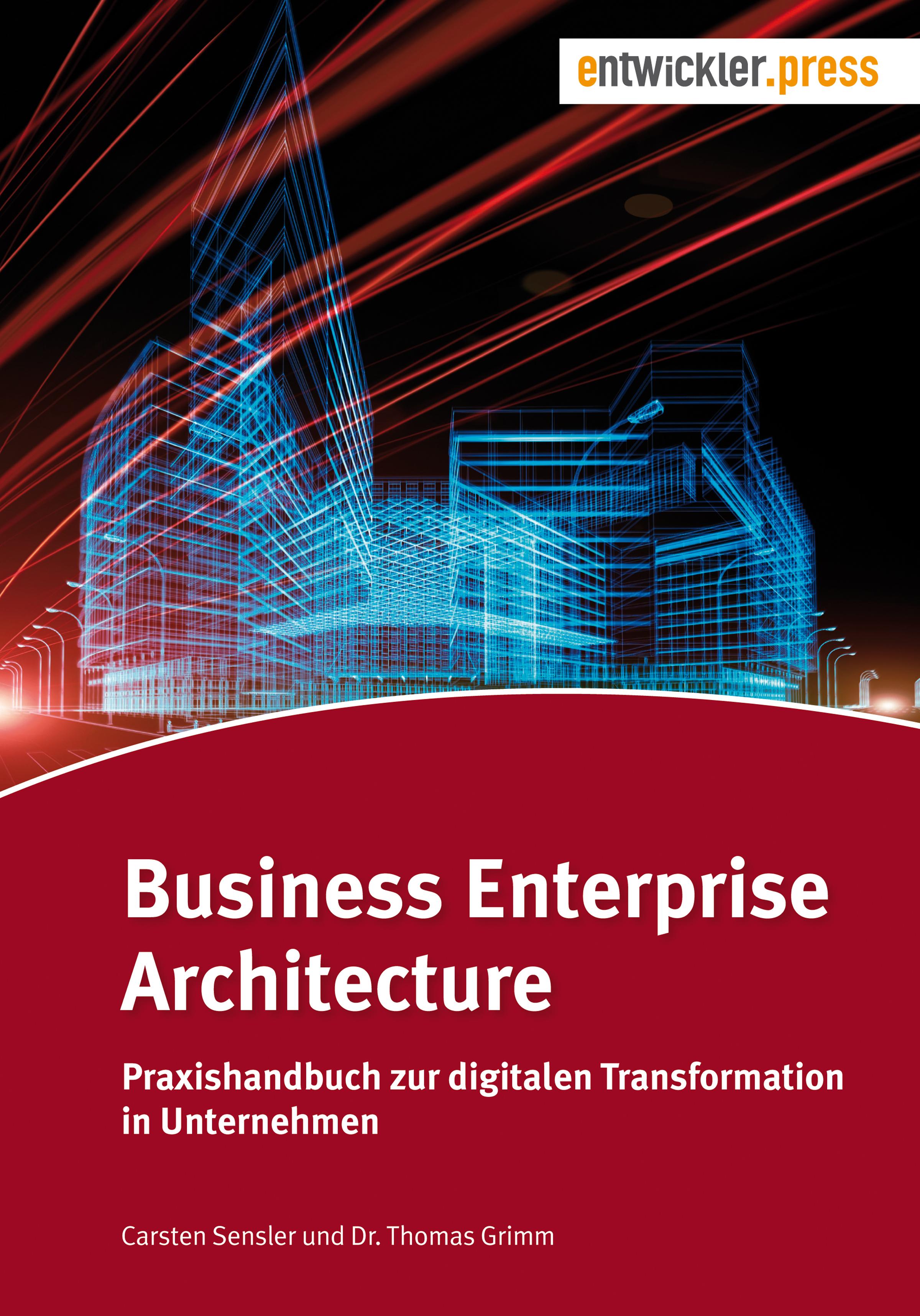 Carsten Sensler Business Enterprise Architecture