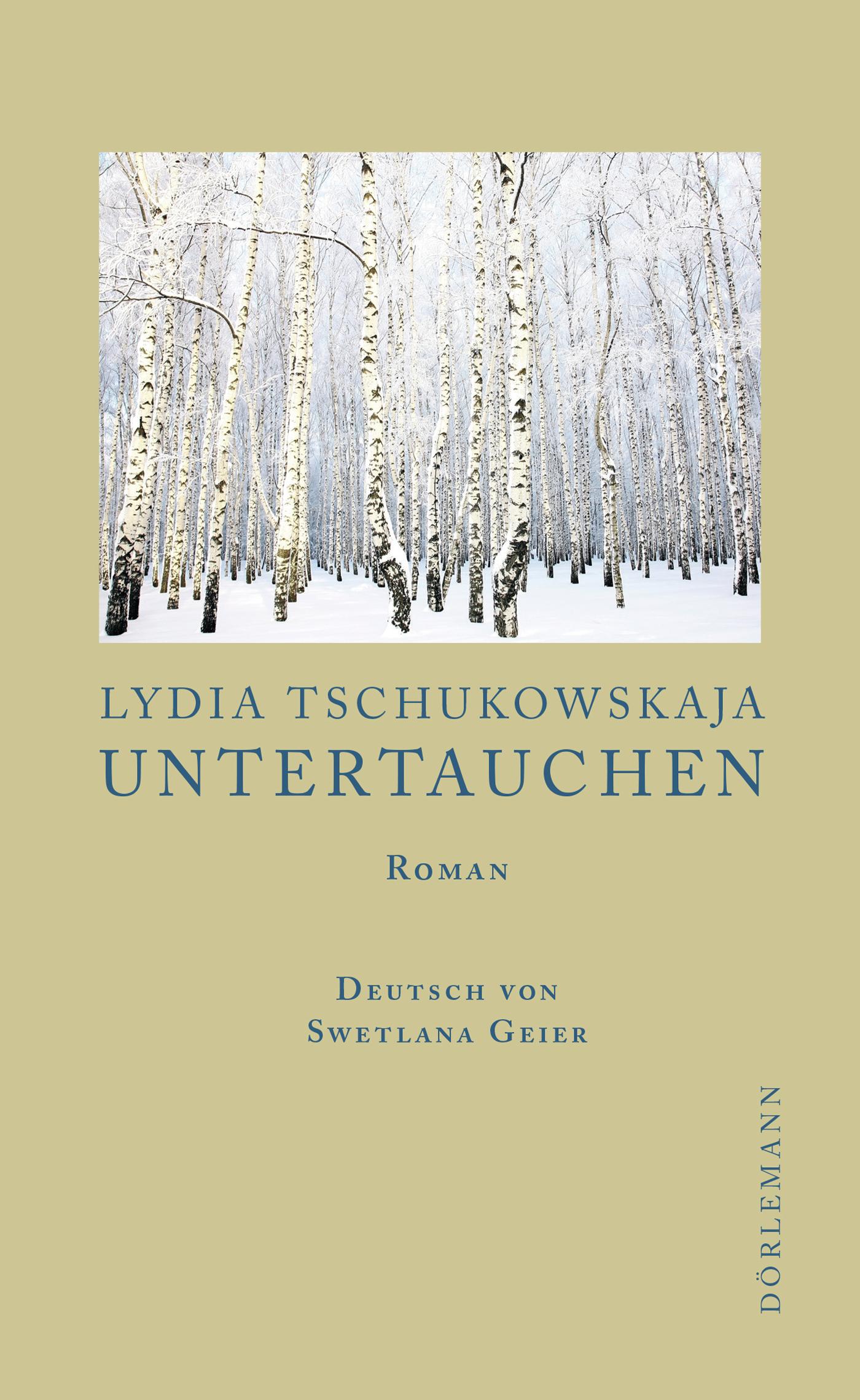 цена на Lydia Tschukowskaja Untertauchen