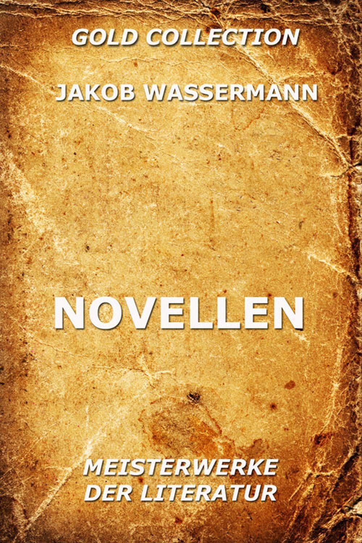 цены Jakob Wassermann Novellen