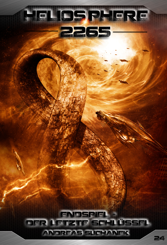 Andreas Suchanek Heliosphere 2265 - Band 24: Endspiel - Der letzte Schlüssel (Science Fiction) andreas suchanek heliosphere 2265 band 14 das erste ziel science fiction