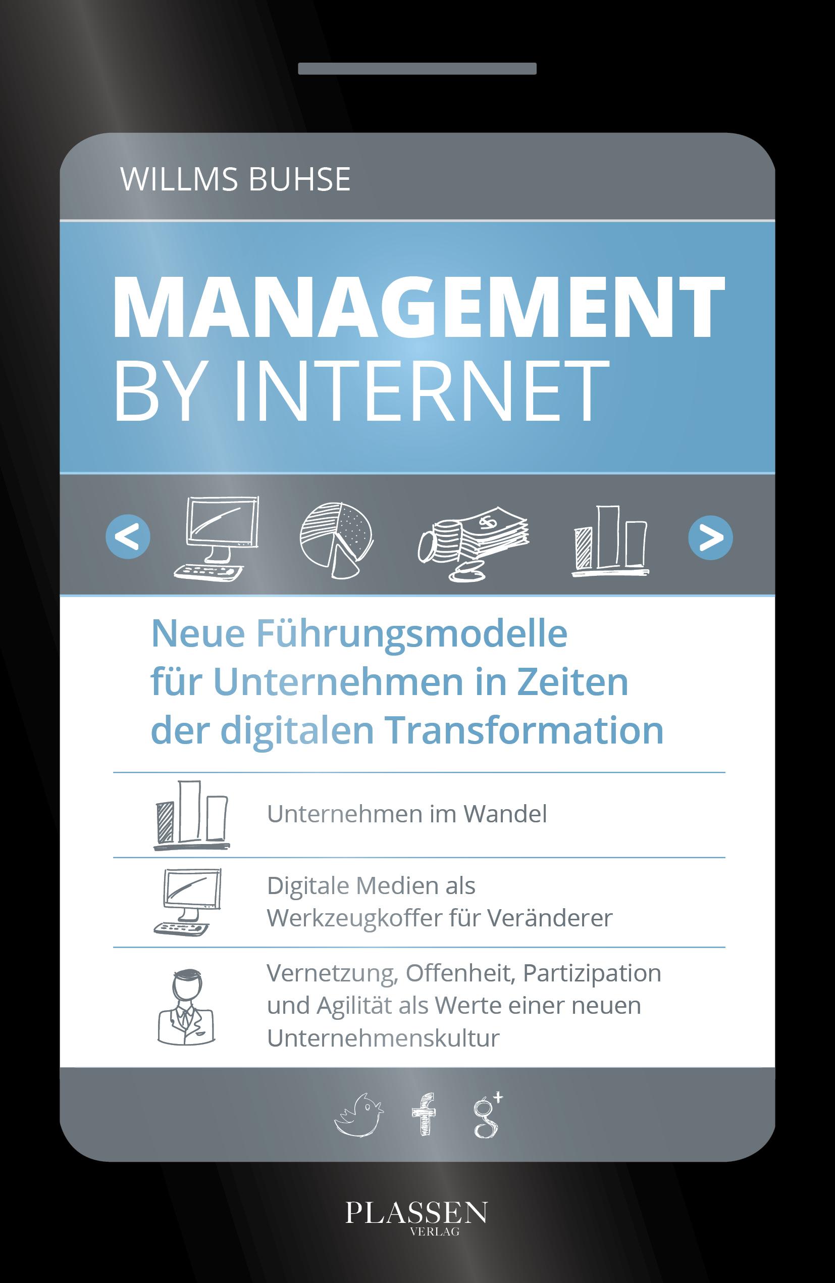 Willms Buhse Management by Internet все цены