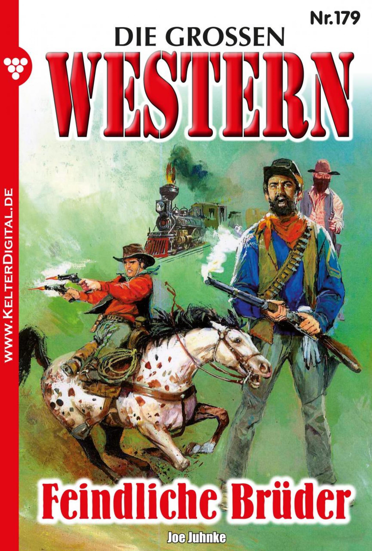 Joe Juhnke Die großen Western 179 joe juhnke die großen western 179