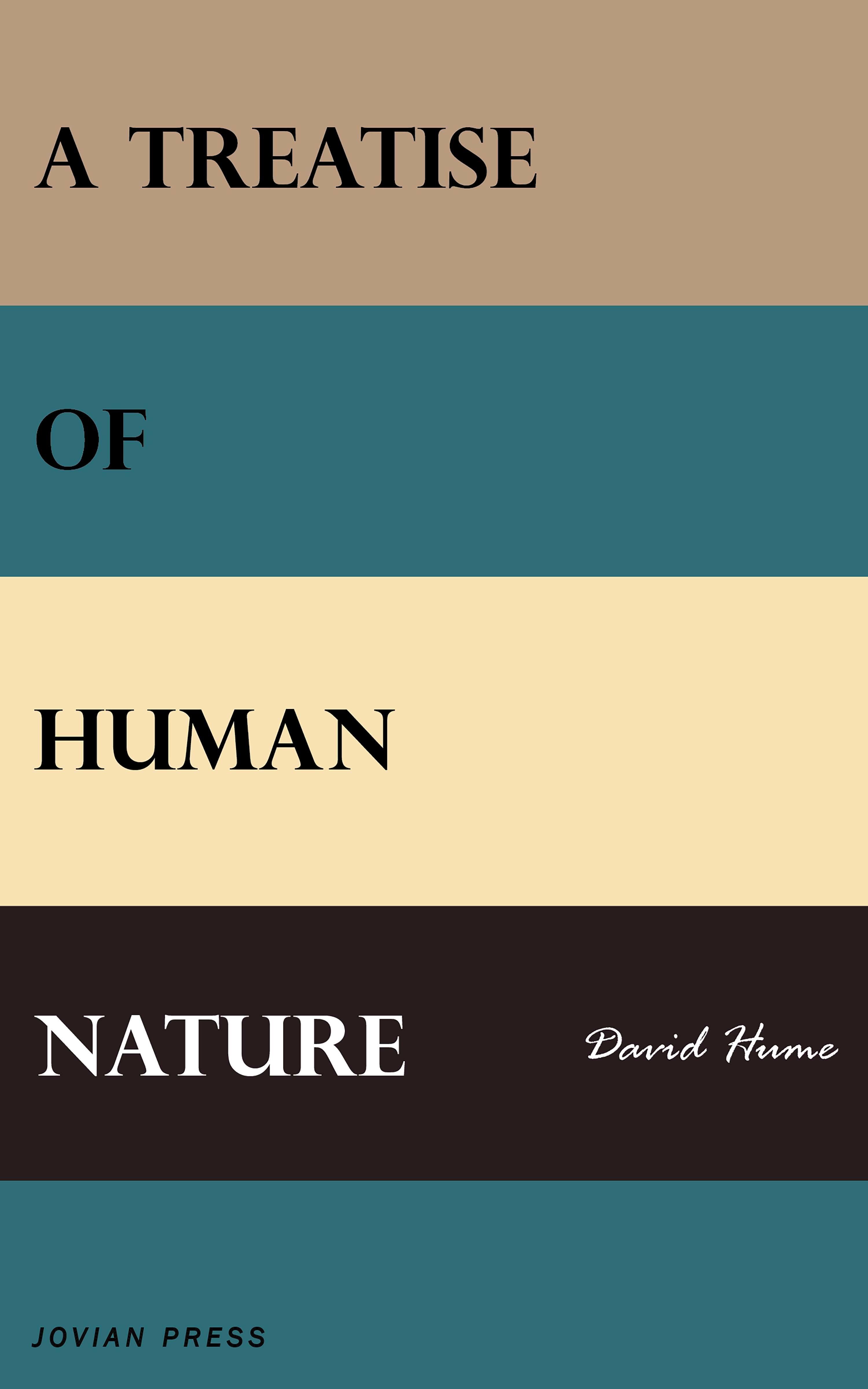 David Hume A Treatise of Human Nature отсутствует a treatise of human nature book 2