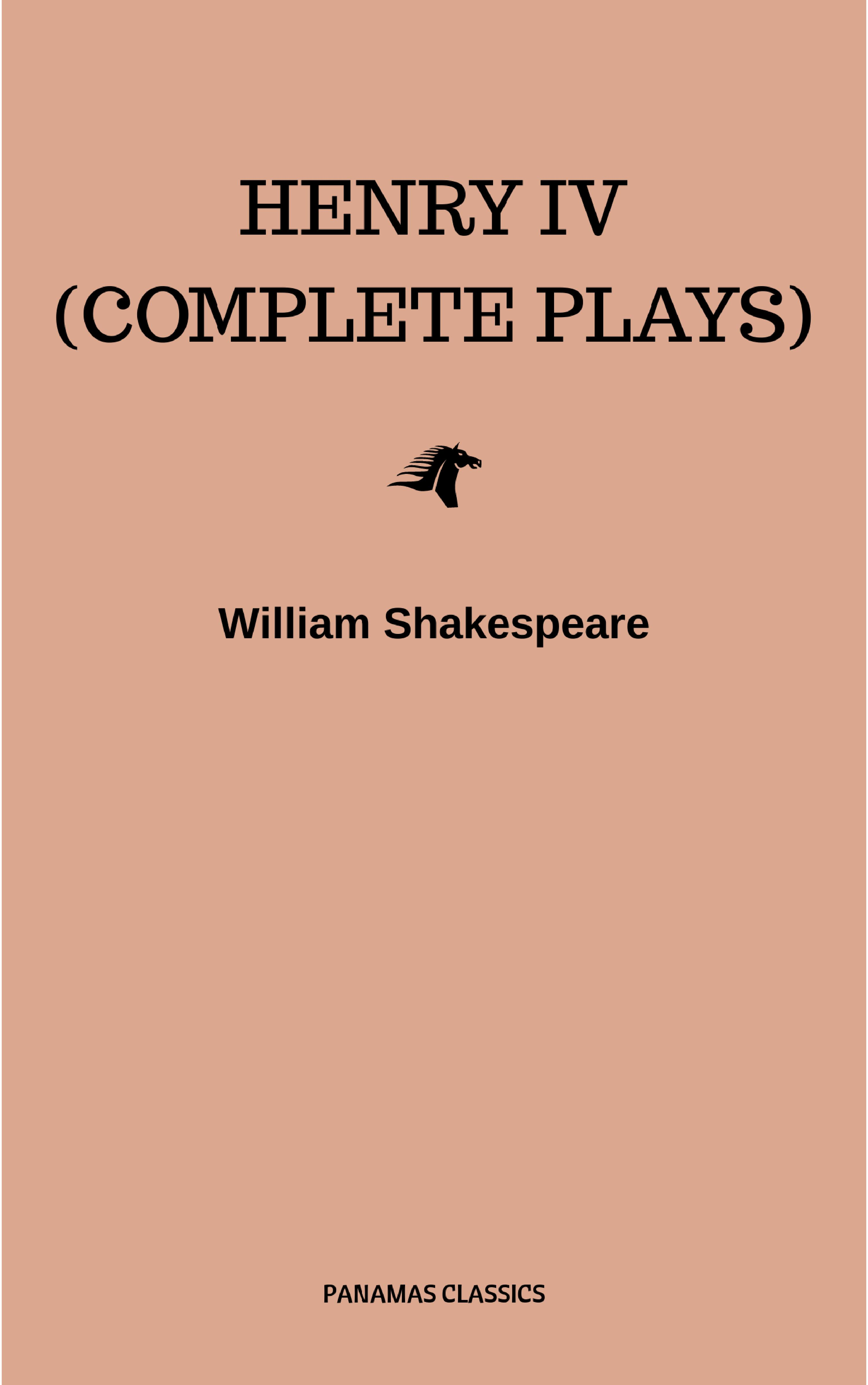 henry iv complete plays