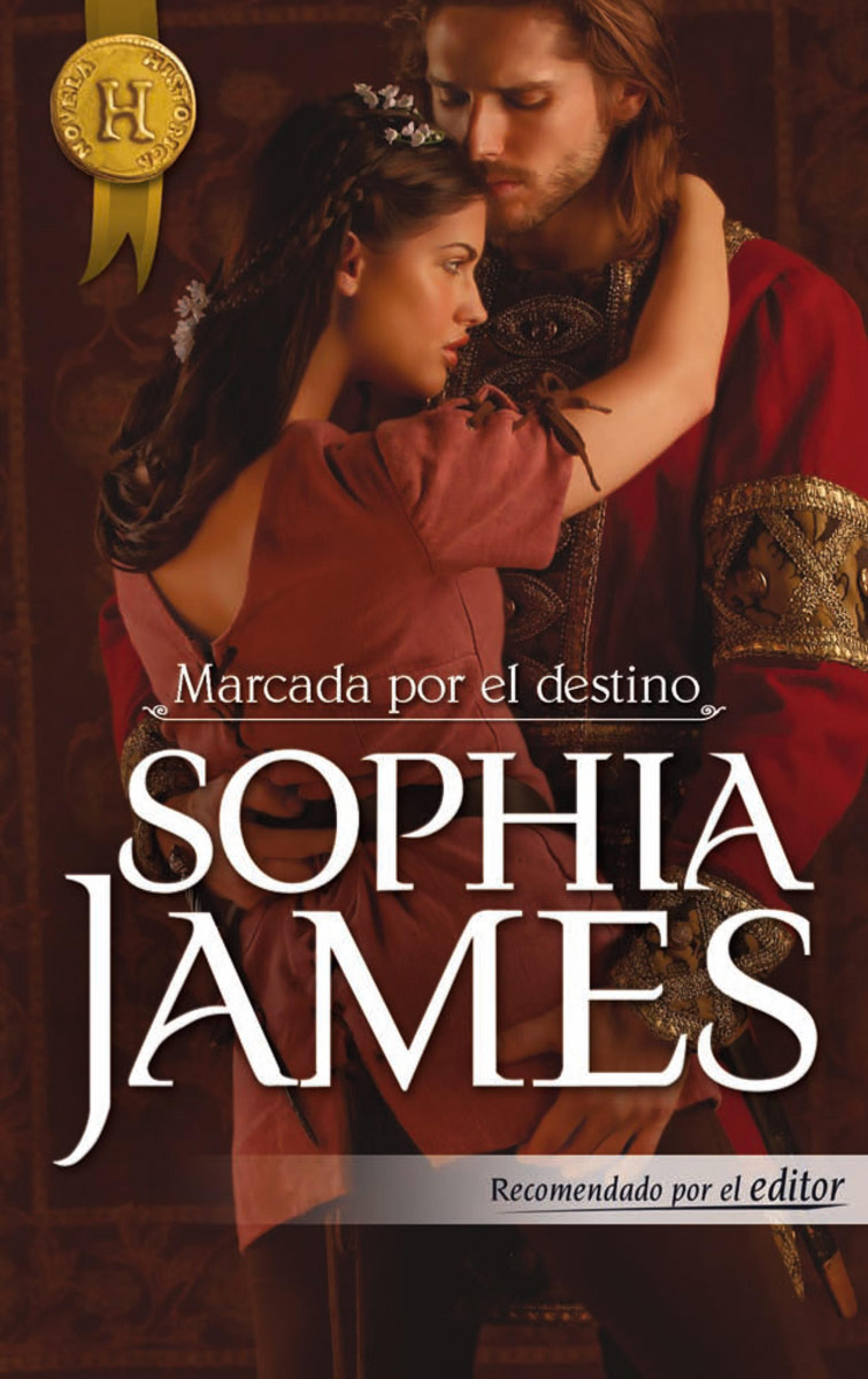 Фото - Sophia James Marcada por el destino sophia james mágico encuentro