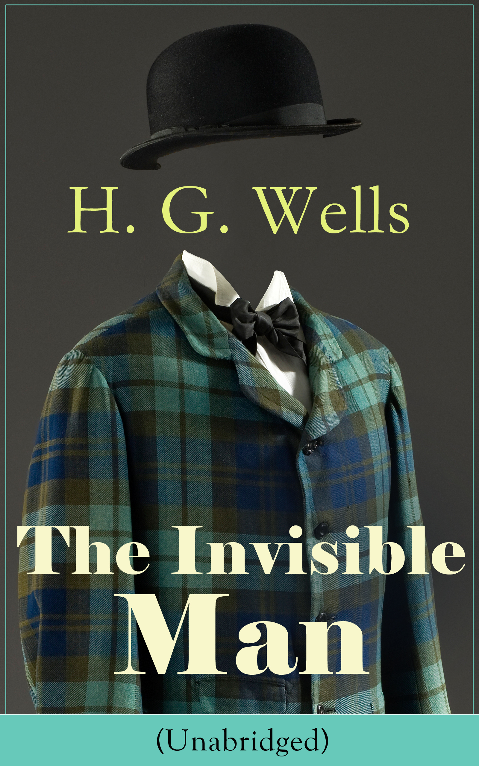 цена на H. G. Wells The Invisible Man (Unabridged)