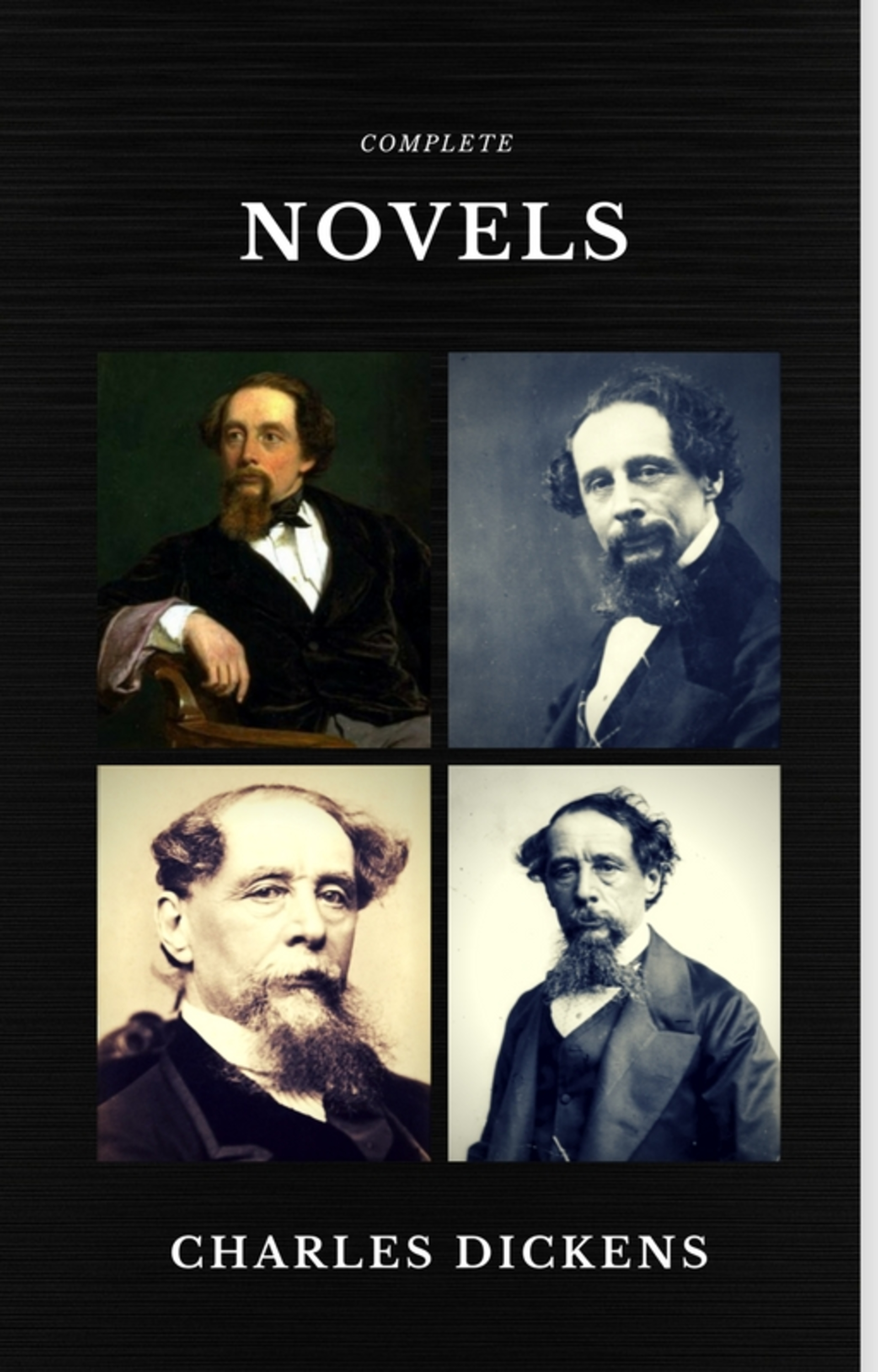 Charles Dickens Charles Dickens: The Complete Novels (Quattro Classics) (The Greatest Writers of All Time) charles 1812 1870 dickens the charles dickens collection