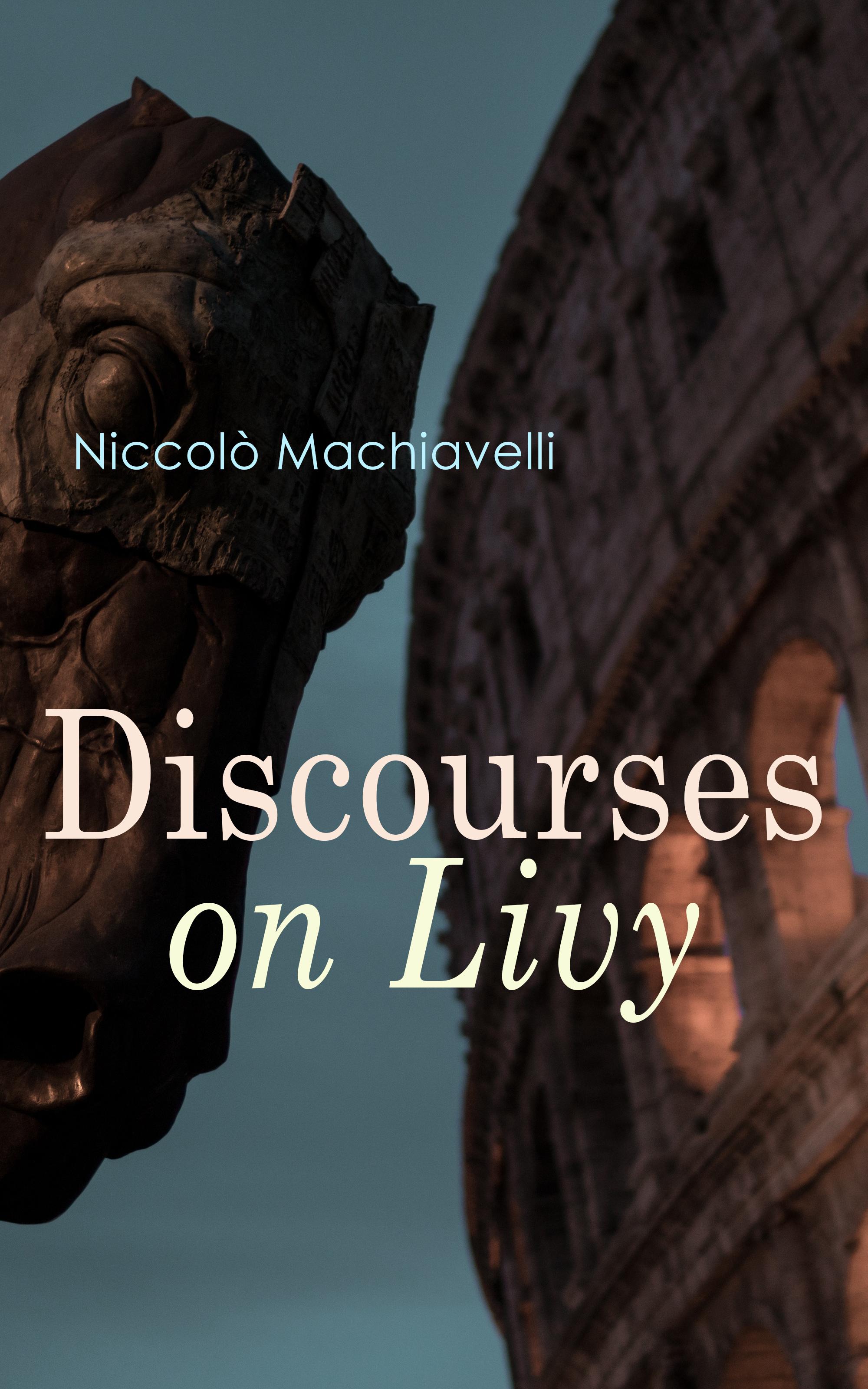 Discourses on Livy фото