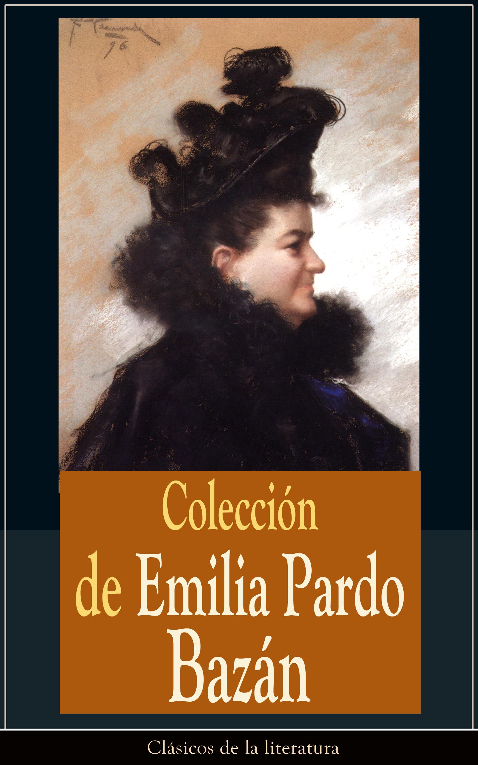 Emilia Pardo Bazan Colección de Emilia Pardo Bazán туфли emilia estra emilia estra mp002xw1io1u