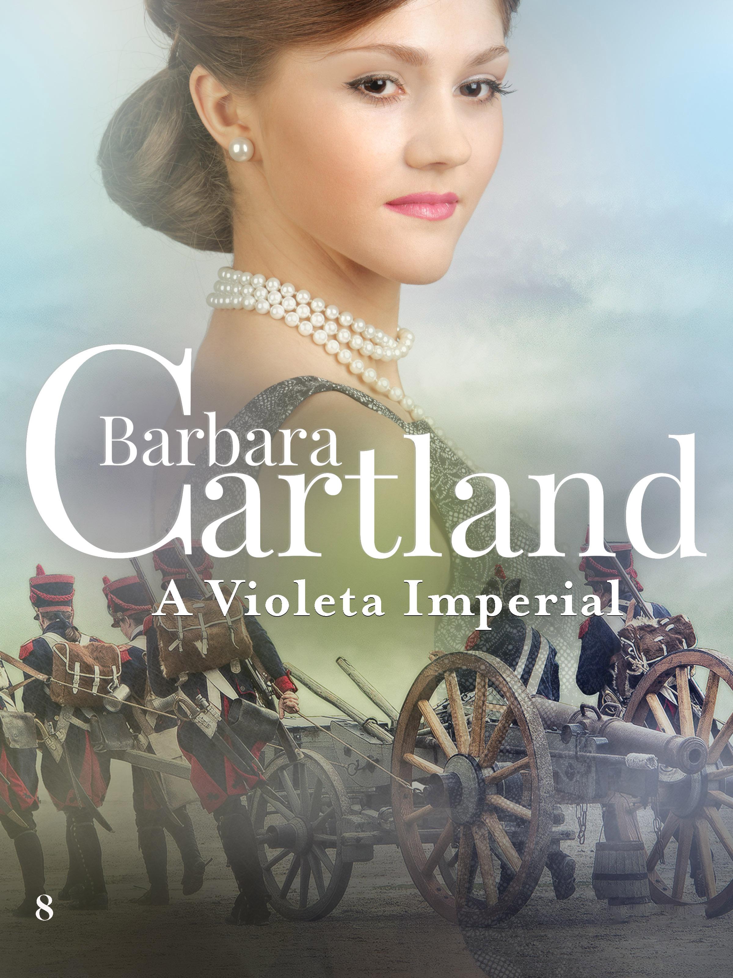 Barbara Cartland Violeta Imperial barbara cartland boda secreta
