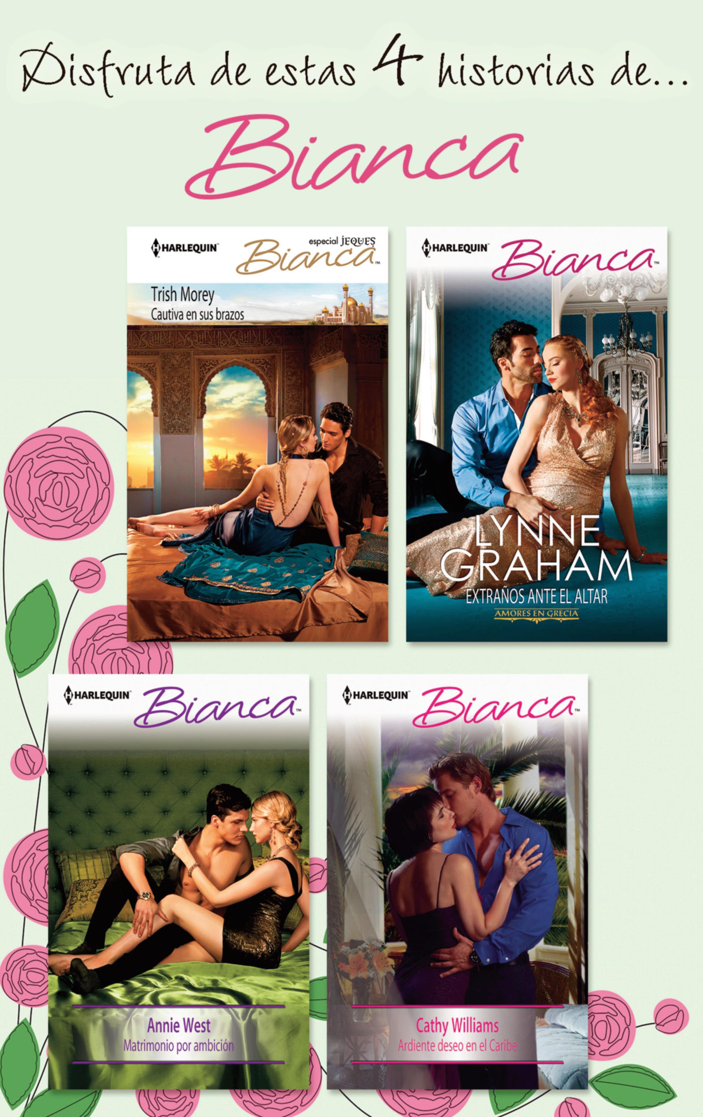 Pack 2 Bianca octubre 2015 ( Varias Autoras  )