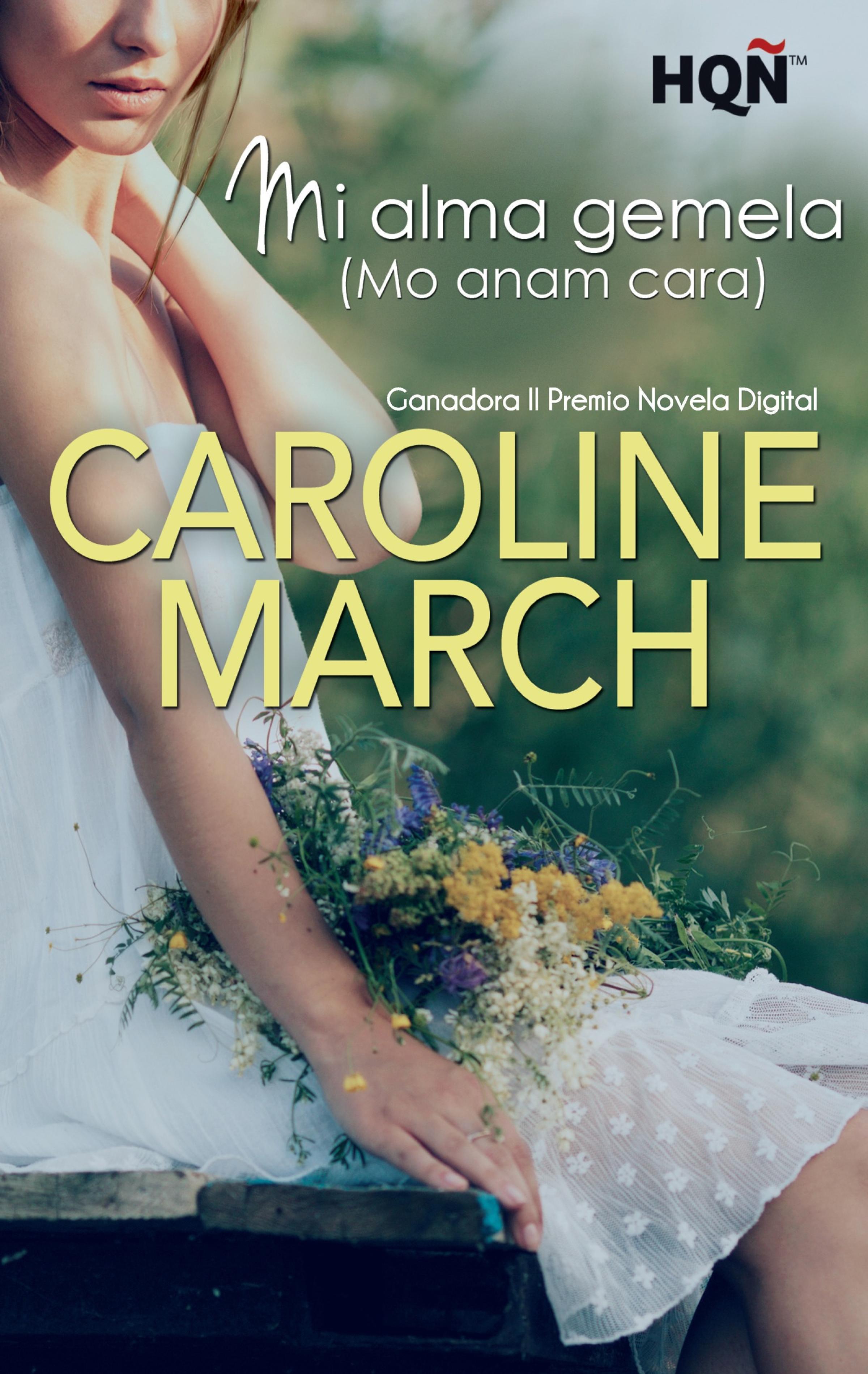 Mi alma gemela (Mo anam cara) - Ganadora II Premio Digital ( Caroline March  )