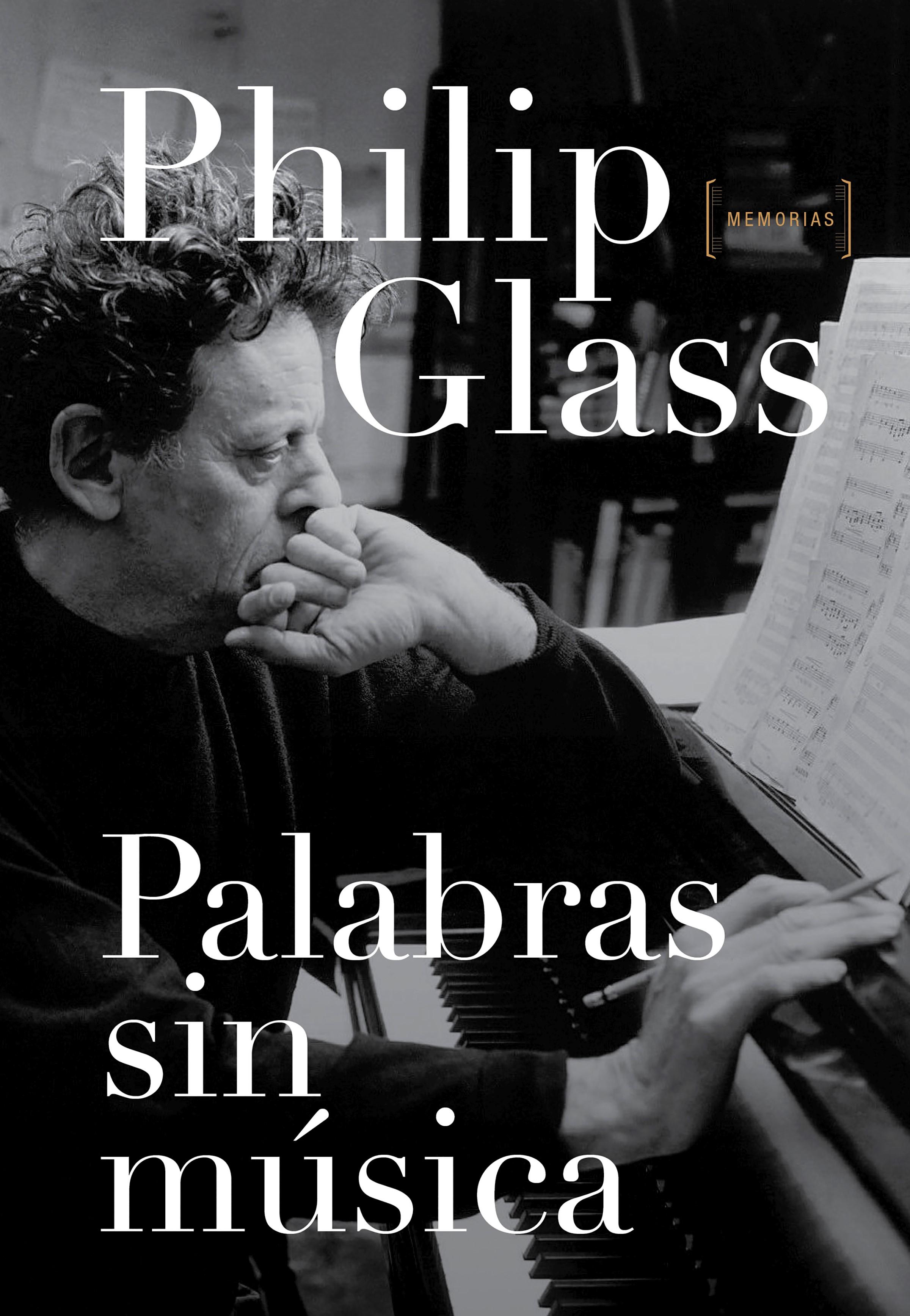 лучшая цена Philip Glass Palabras sin música