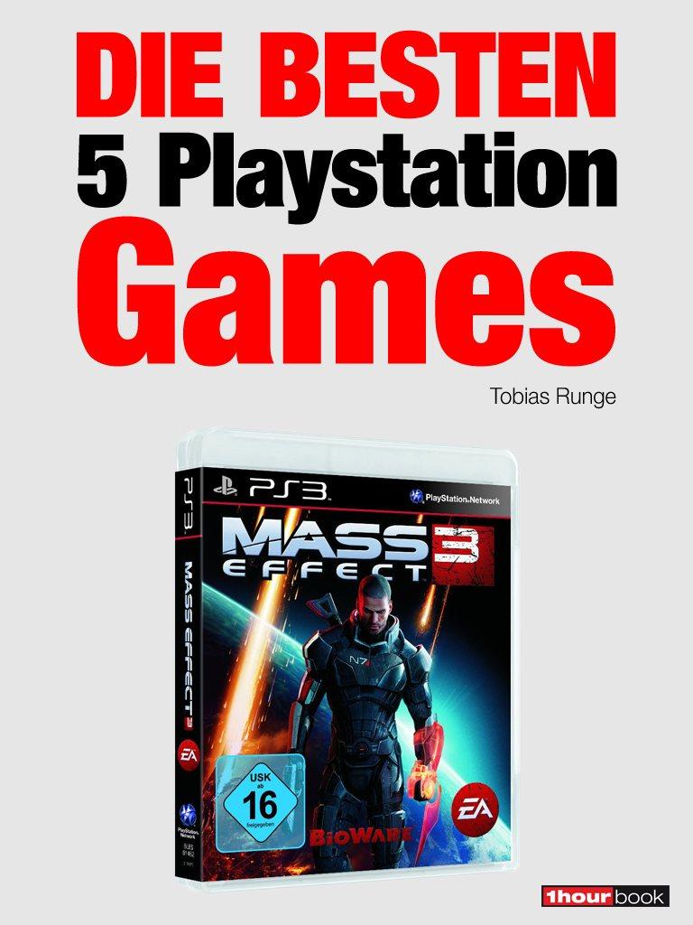Tobias Runge Die besten 5 Playstation-Games