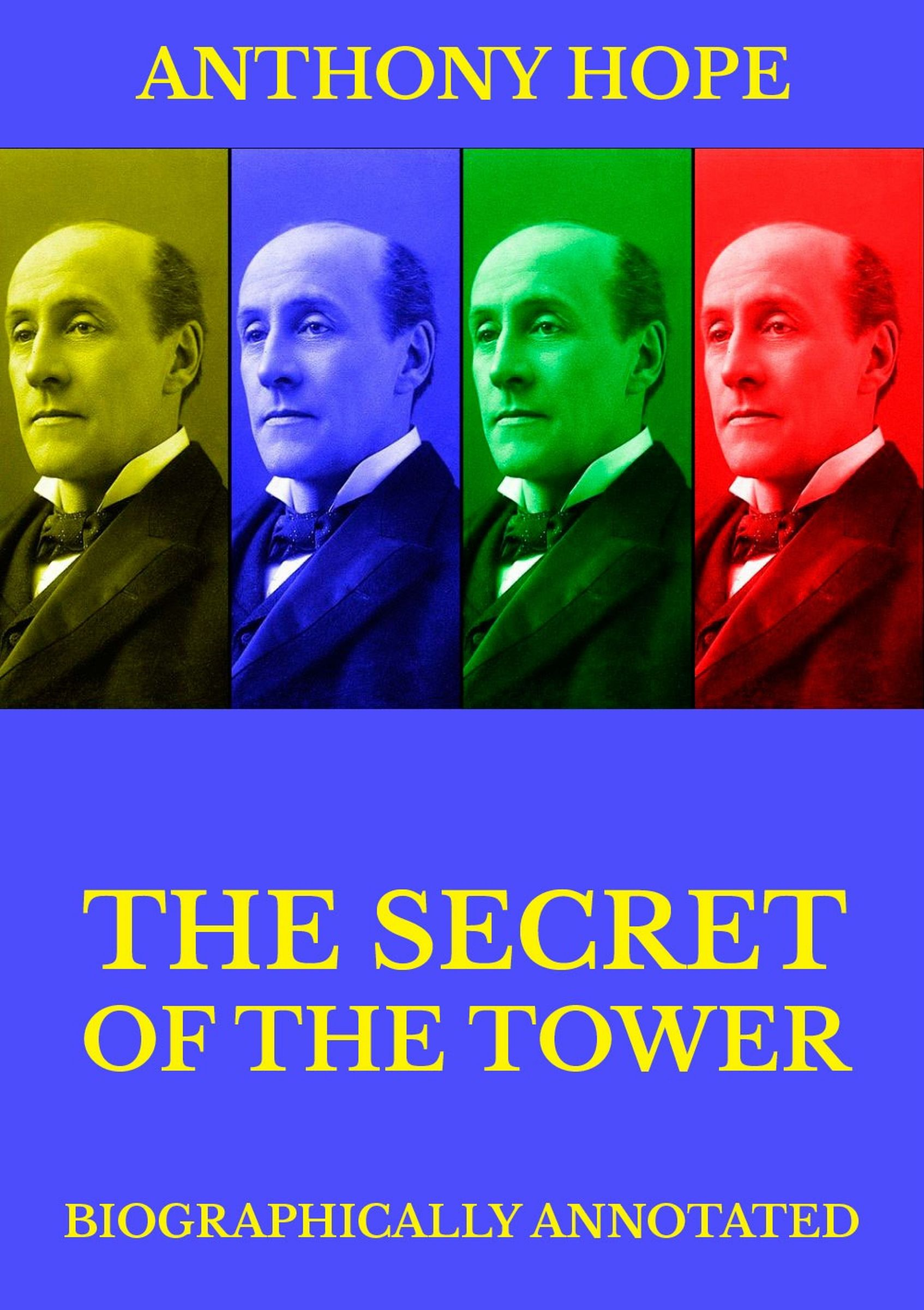 Anthony Hope The Secret of the Tower the tower