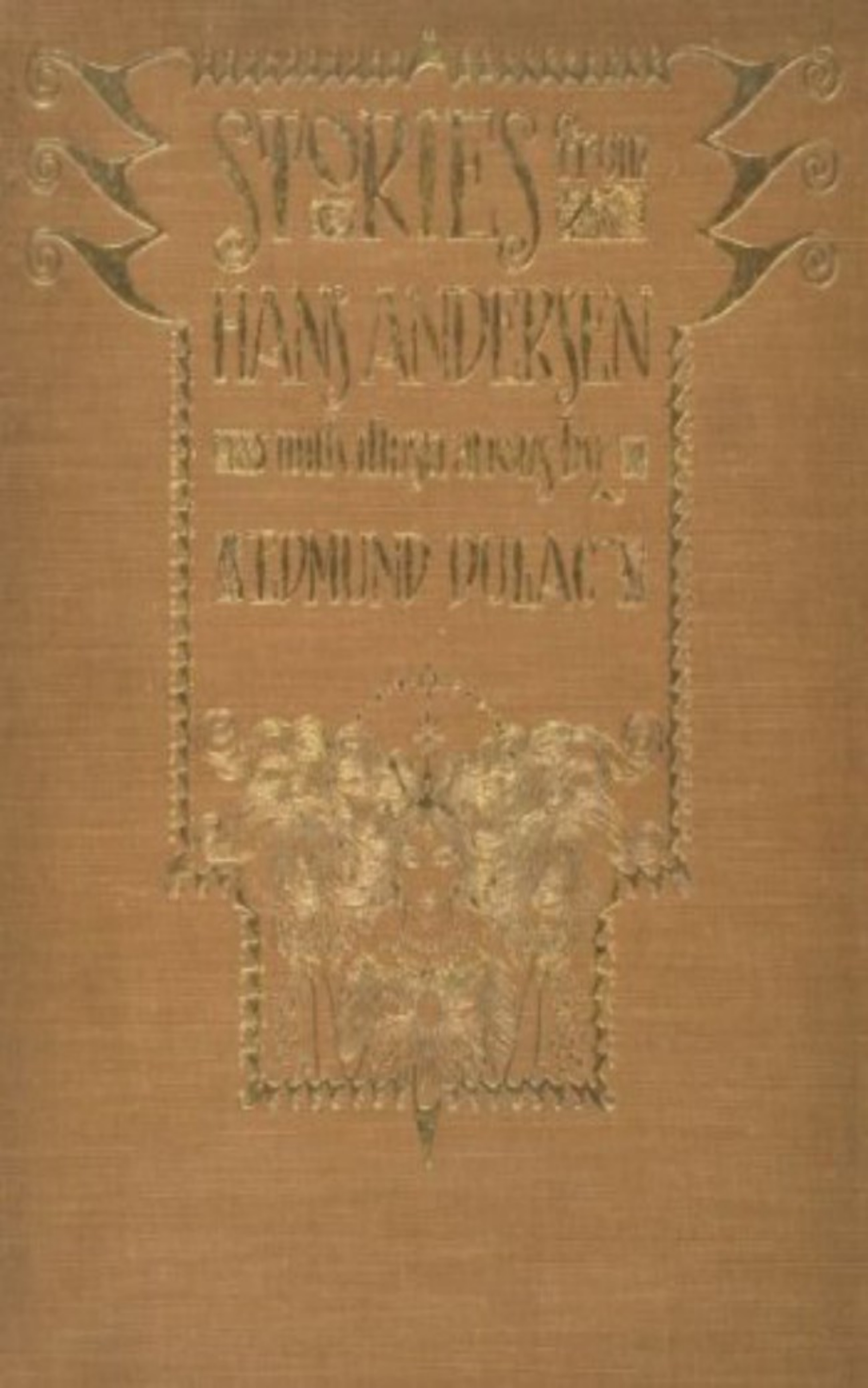 H. C. Andersen Stories from Hans Andersen andersen h c rdr little mermaid isbn 978 1 4095 5590 2