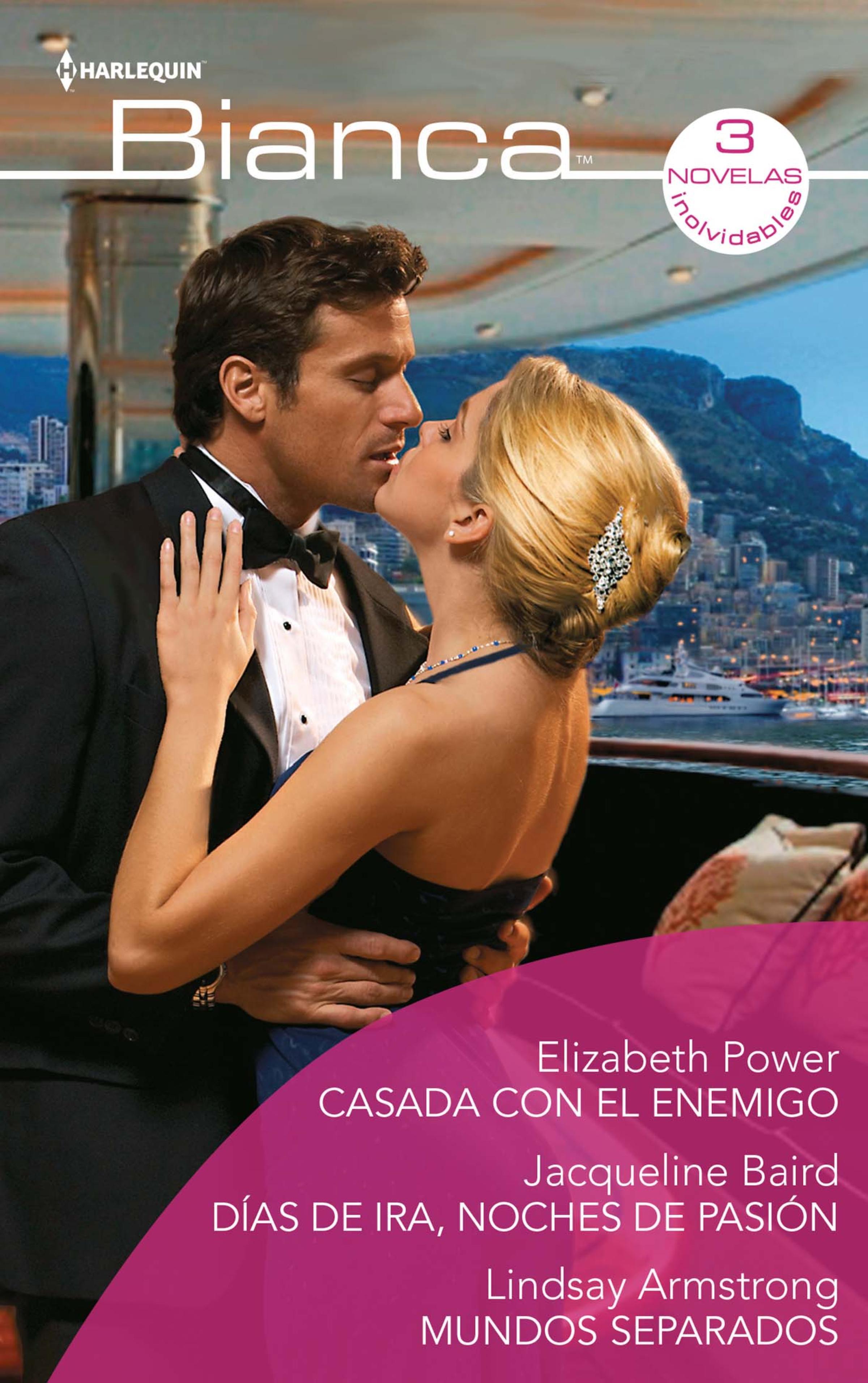 Jacqueline Baird Casada con el enemigo - Días de ira, noches de pasión - Mundos separados casada maxiwell 3