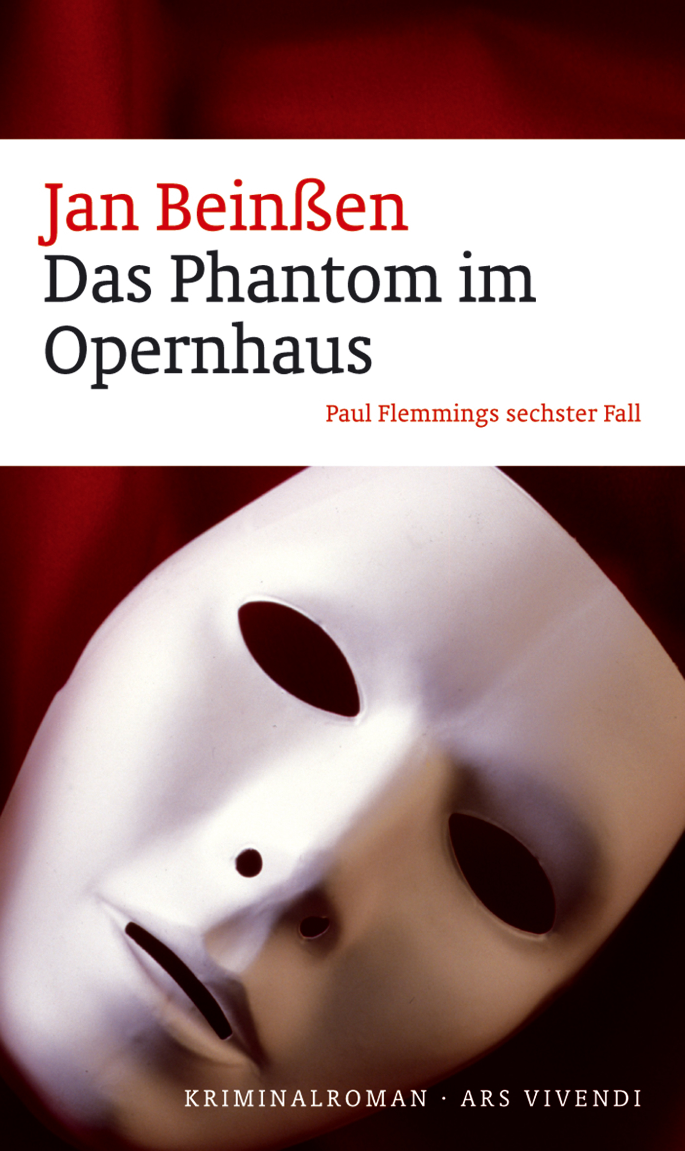Jan Beinßen Das Phantom im Opernhaus (eBook)