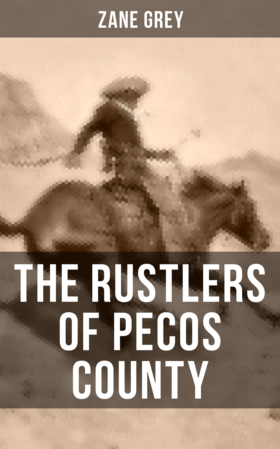 Zane Grey THE RUSTLERS OF PECOS COUNTY muscatine muscatine conchological club the mollusca of muscatine county and vicinity