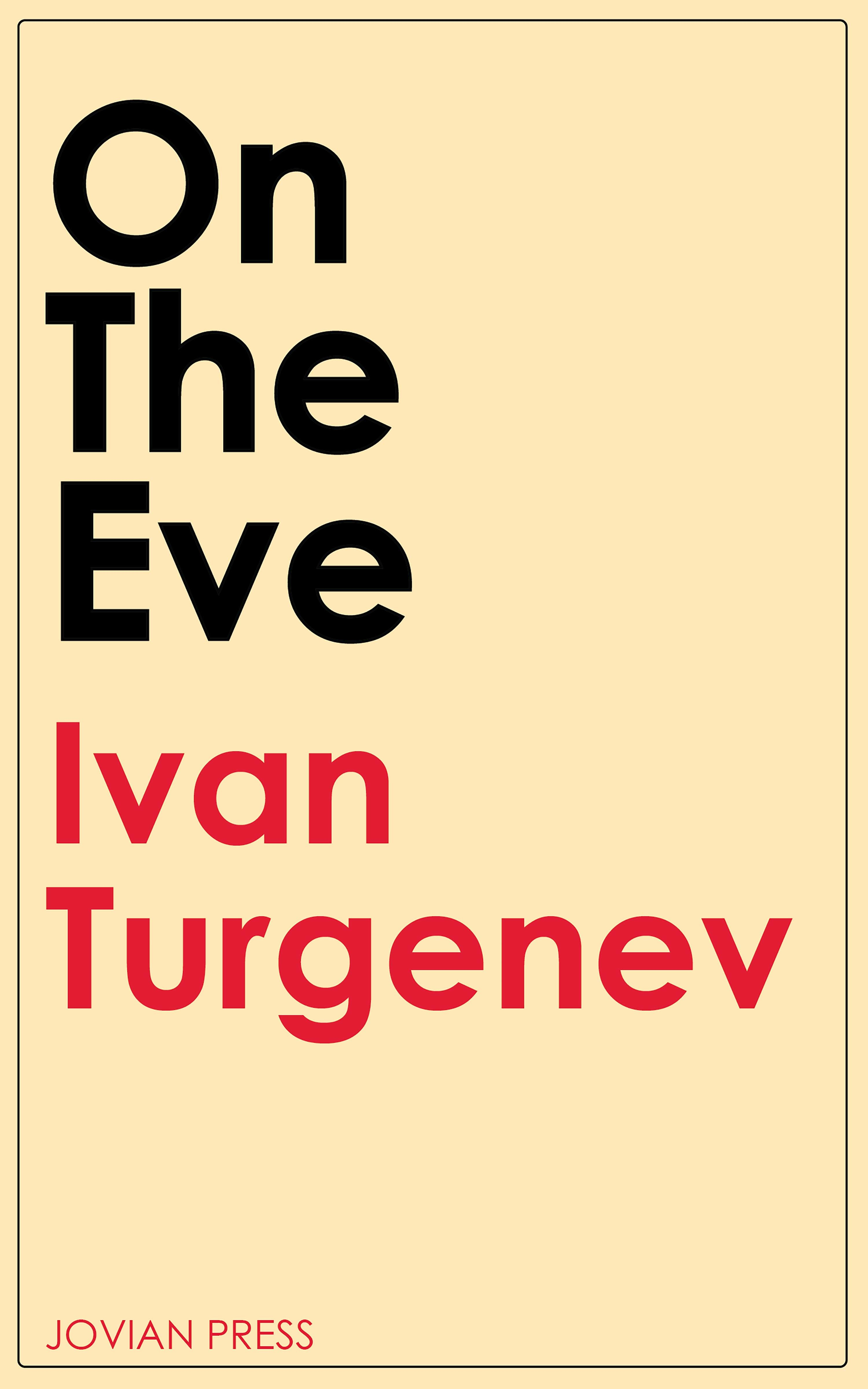 on the eve