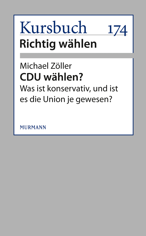 Michael Zoller CDU wählen?