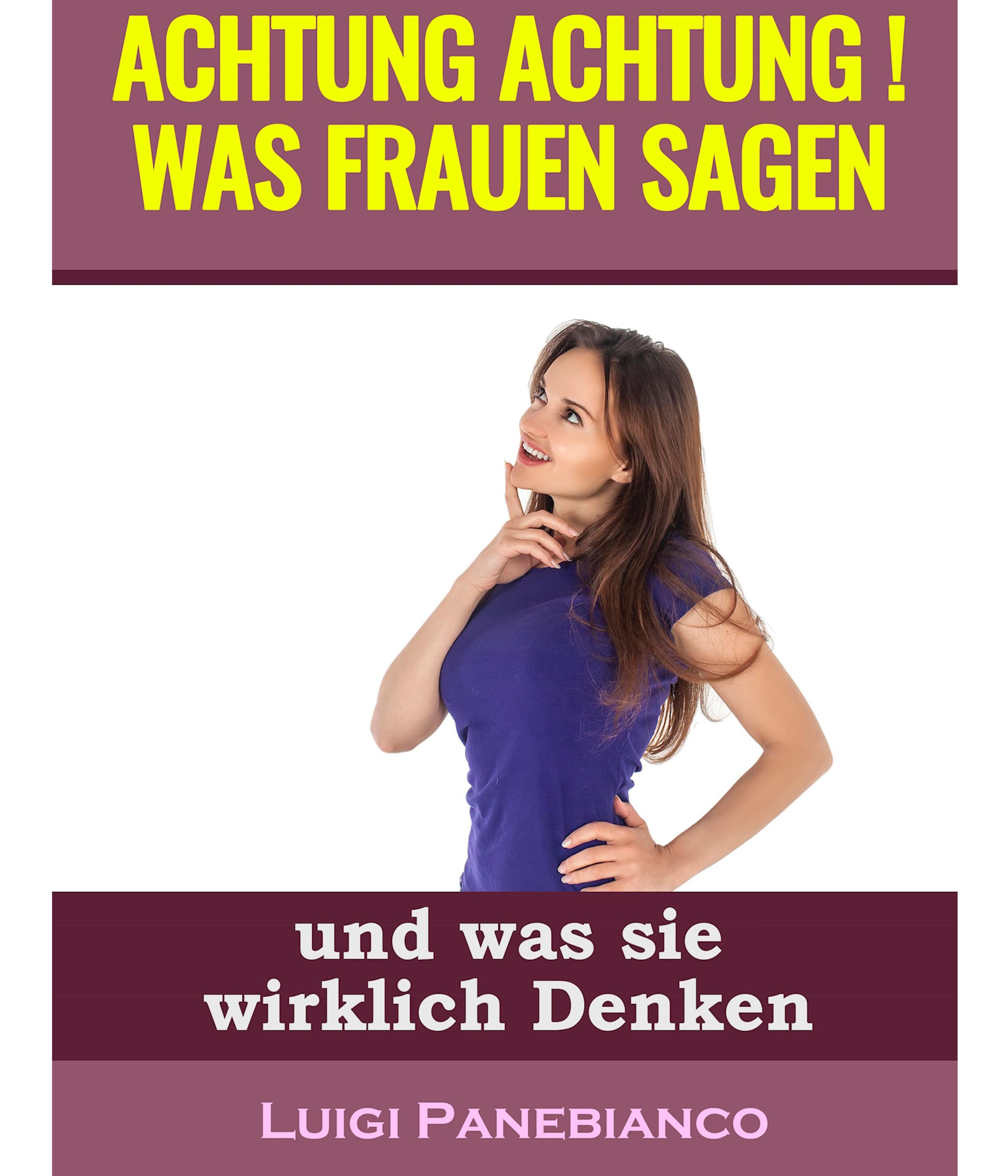 цена на Luigi Panebianco Achtung Achtung Was Frauen sagen