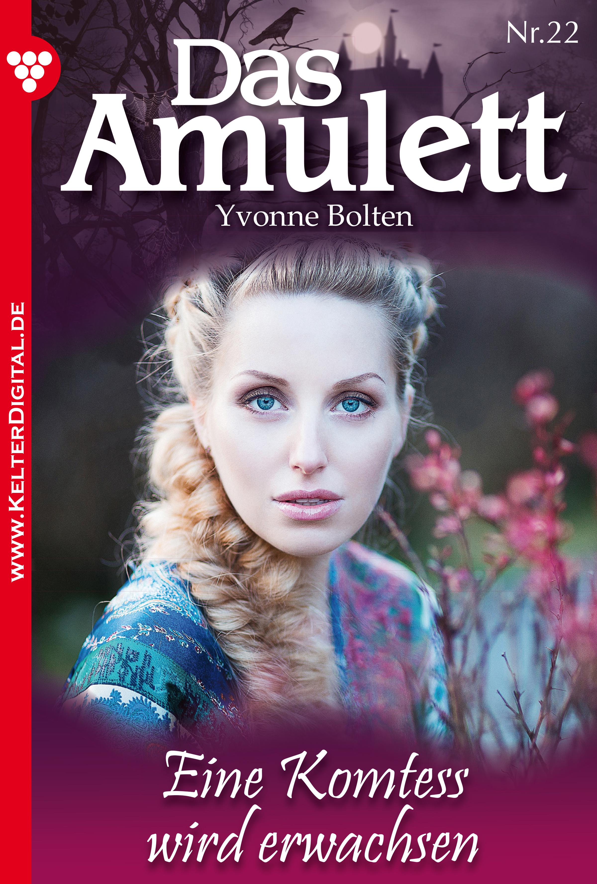 Yvonne Bolten Das Amulett 22 – Liebesroman yvonne 22 24 26