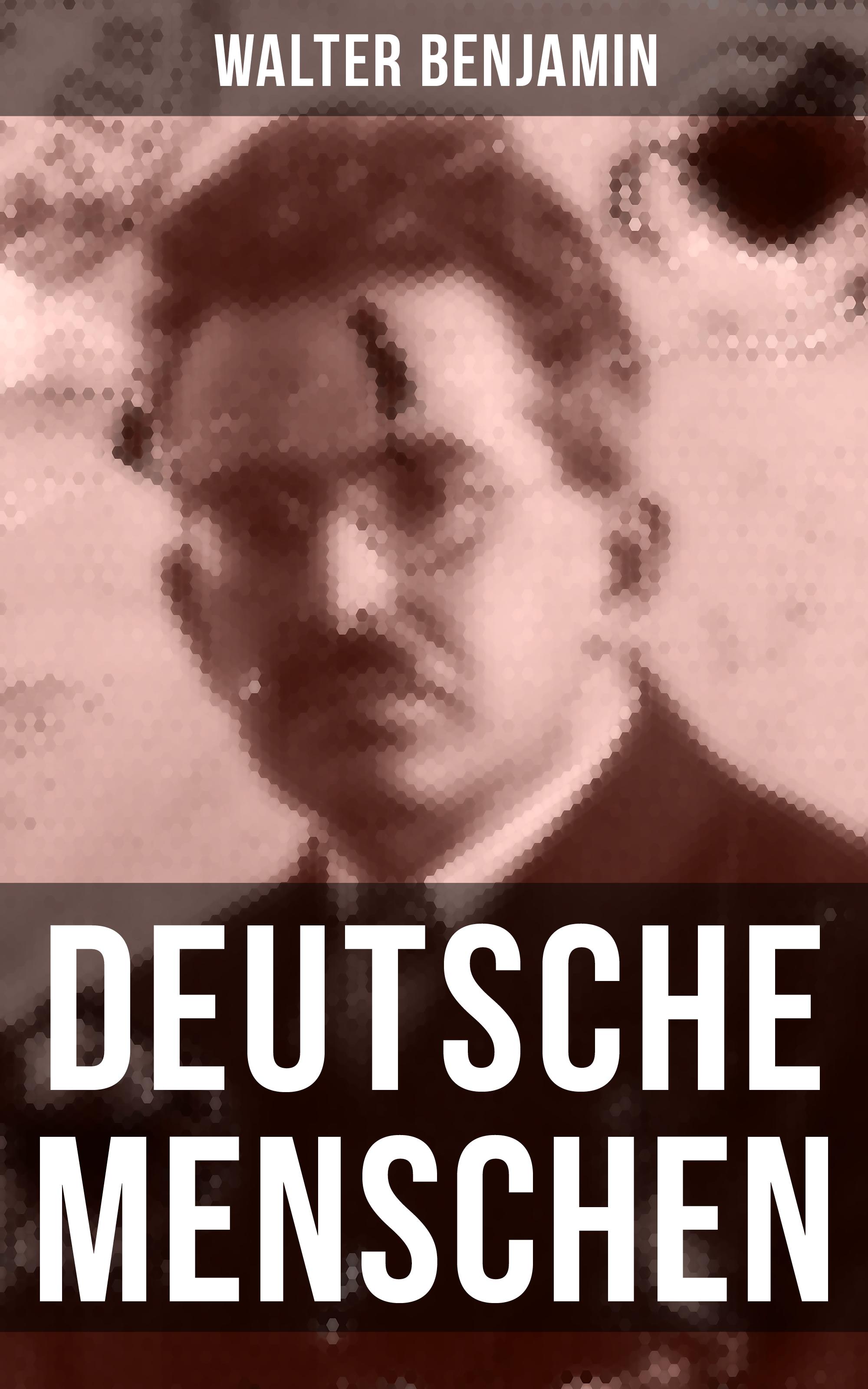 Walter Benjamin Walter Benjamin: Deutsche Menschen walter koelle wasseranalysen richtig beurteilt grundlagen parameter wassertypen inhaltsstoffe page 8