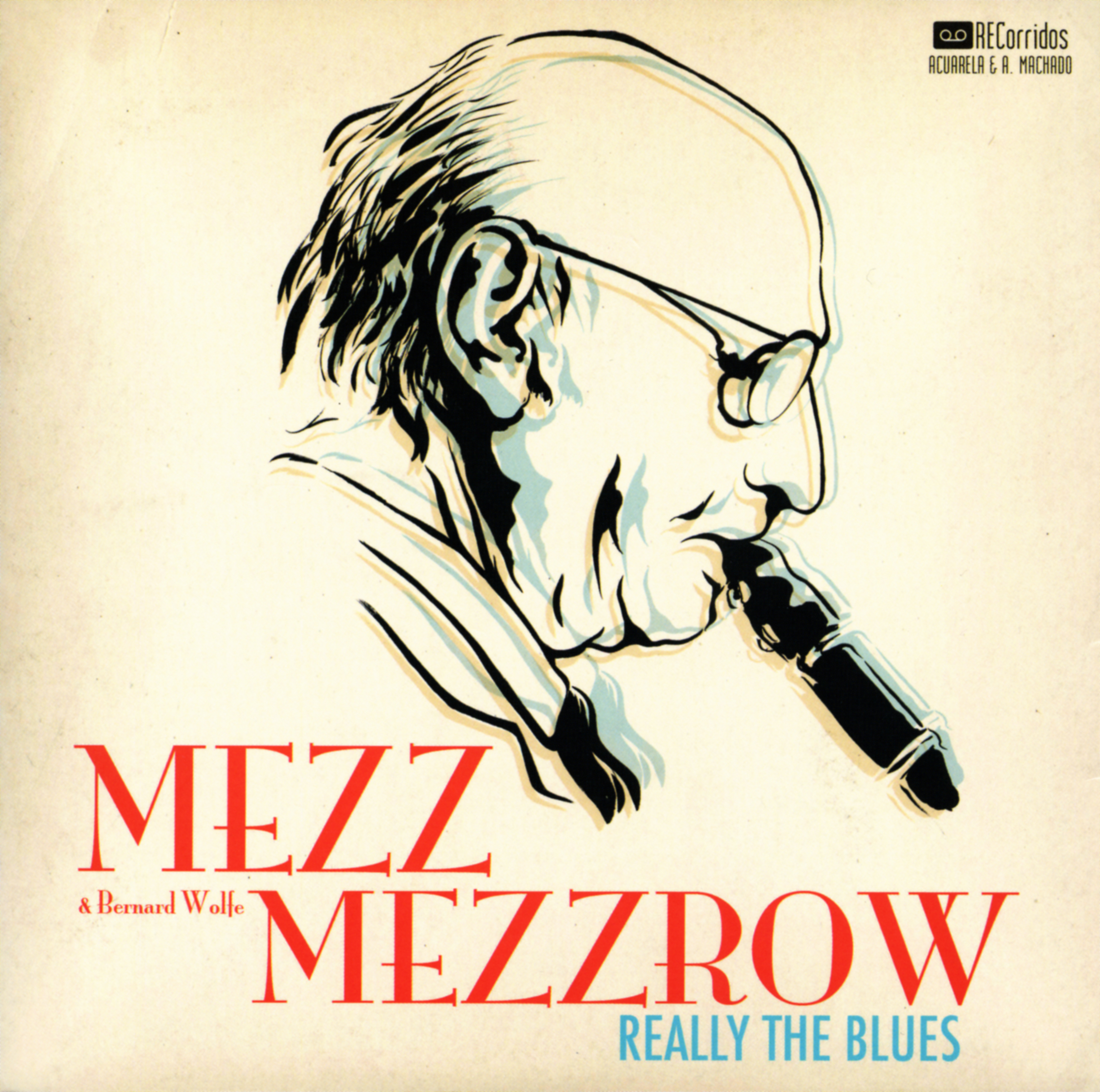 Mezz Mezzrow Really the blues
