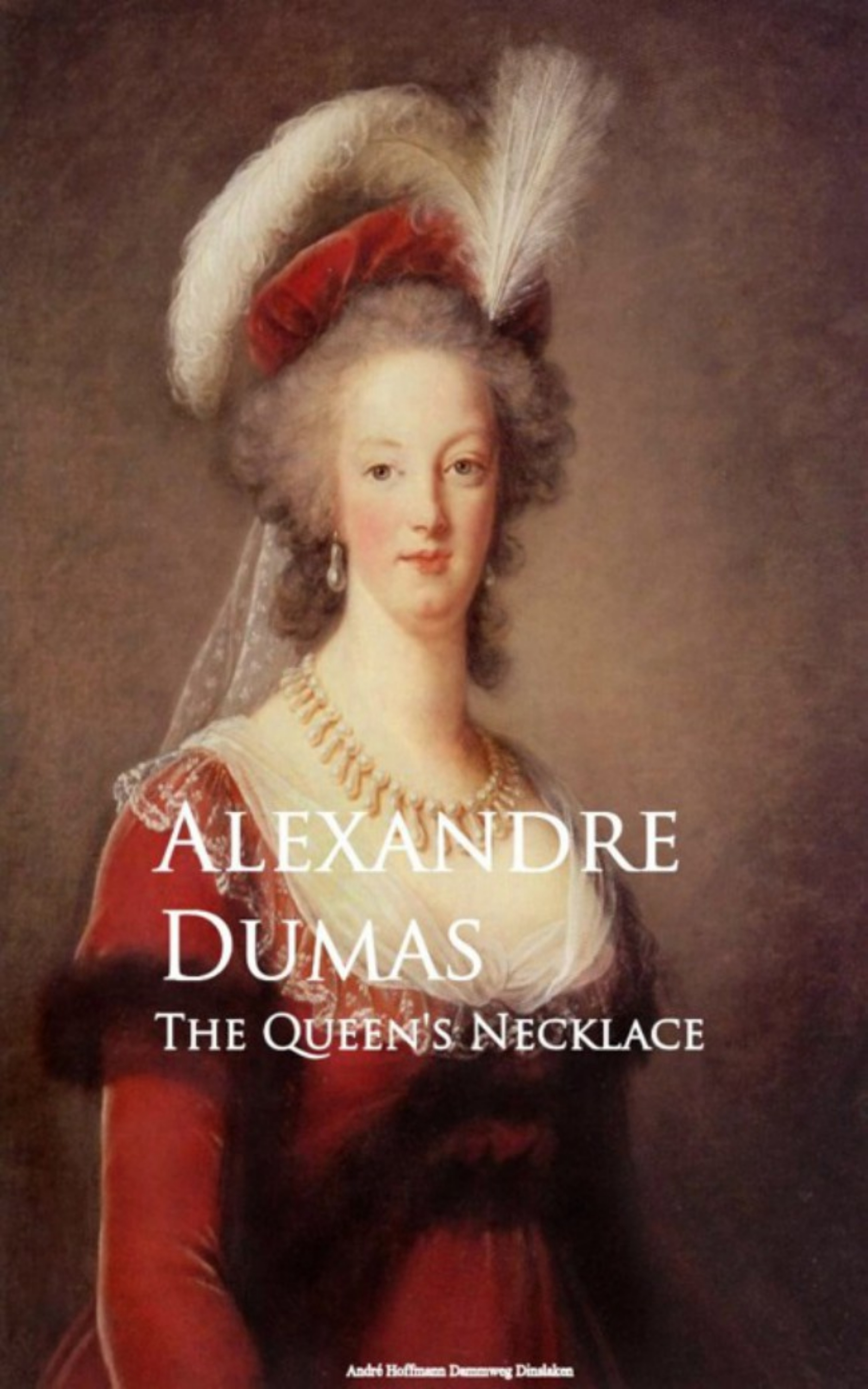Александр Дюма The Queen's Necklace lelady choker necklace austrian crystal necklace short baroque wind pendant